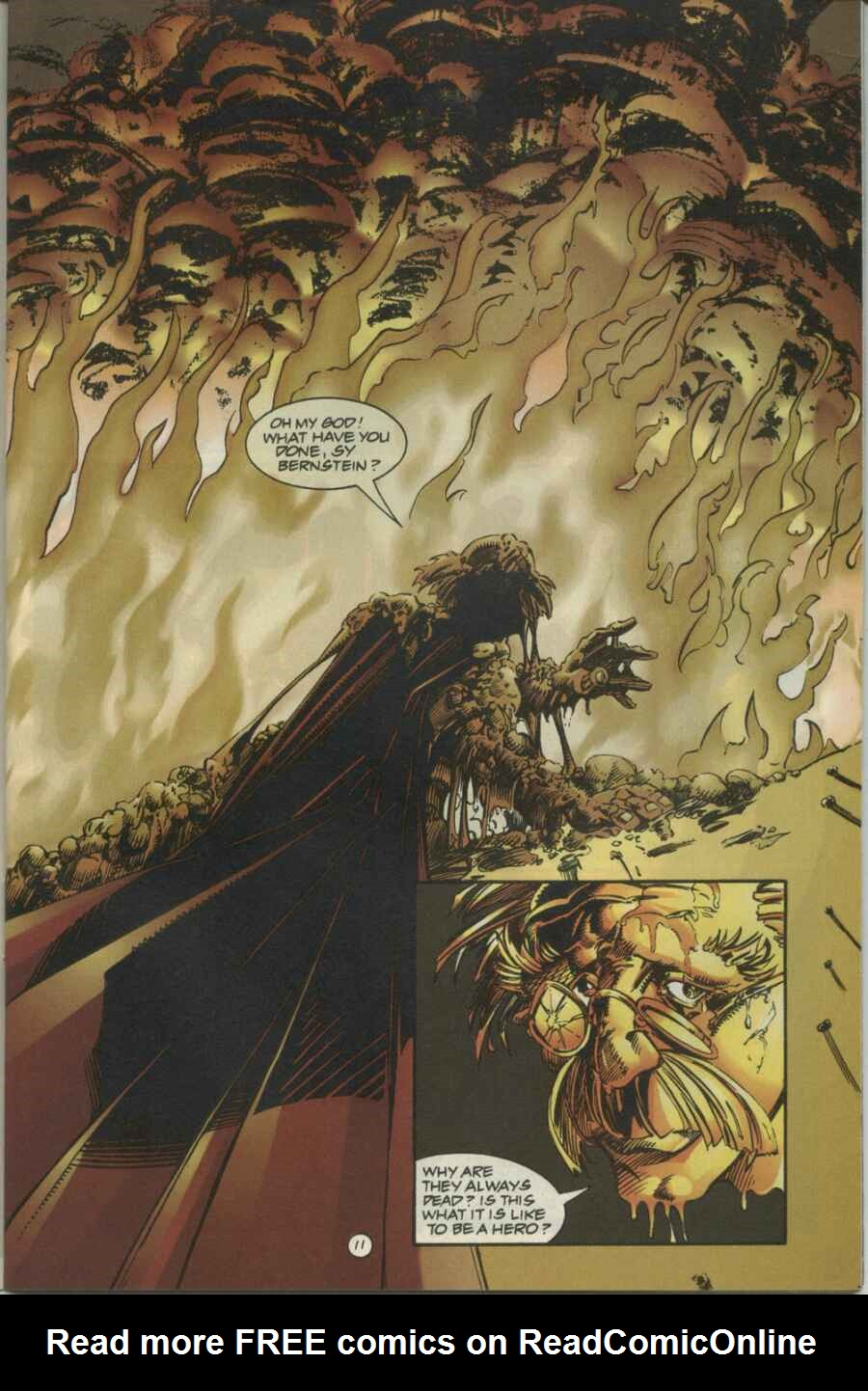 Read online Ultraverse Premiere comic -  Issue #4 - 11
