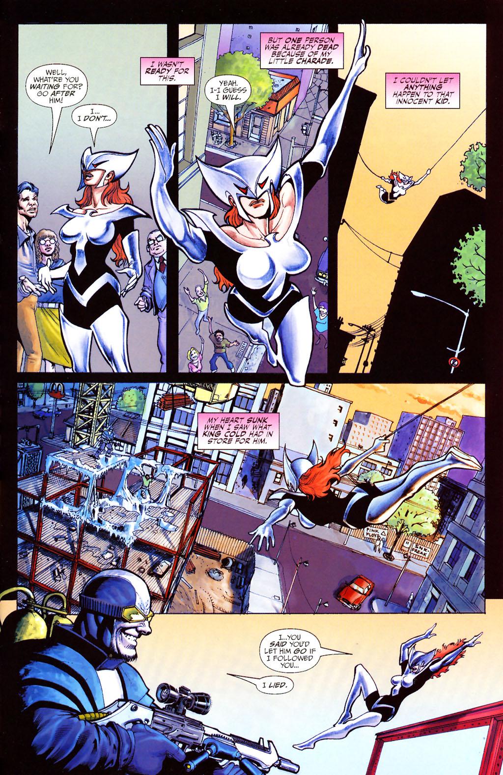 Read online ShadowHawk (2005) comic -  Issue #13 - 24