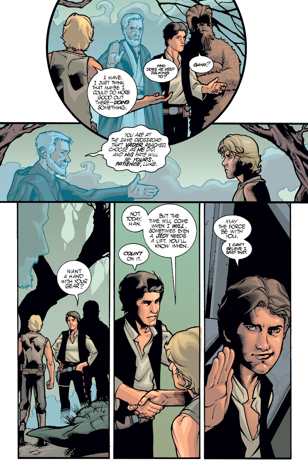 Read online Star Wars Legends: Infinities - Epic Collection comic -  Issue # TPB (Part 1) - 47
