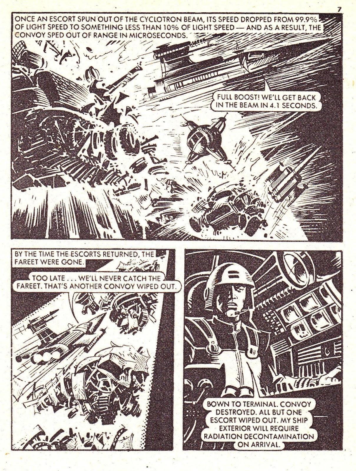 Starblazer issue 72 - Page 7