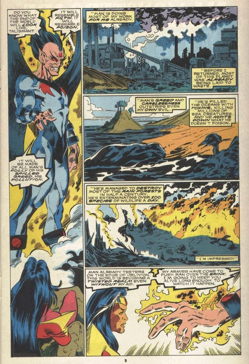 Read online Alpha Flight (1983) comic -  Issue #86 - 8
