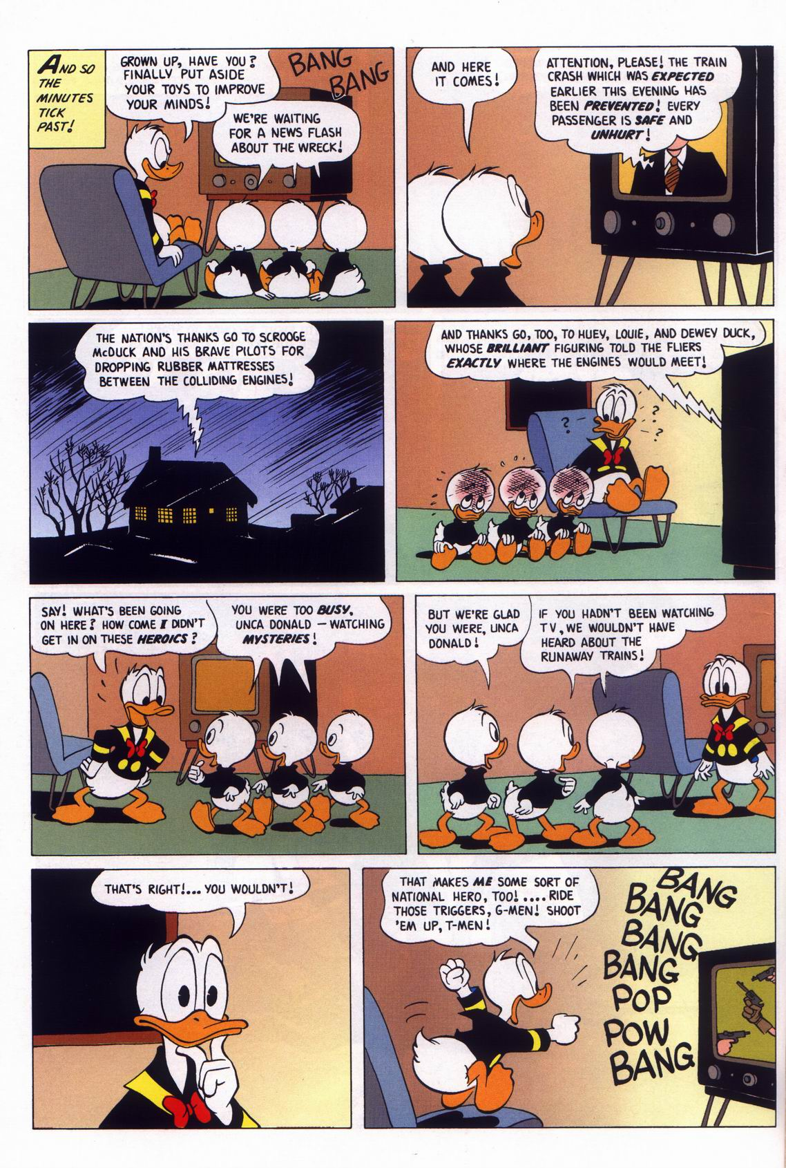 Read online Uncle Scrooge (1953) comic -  Issue #316 - 34