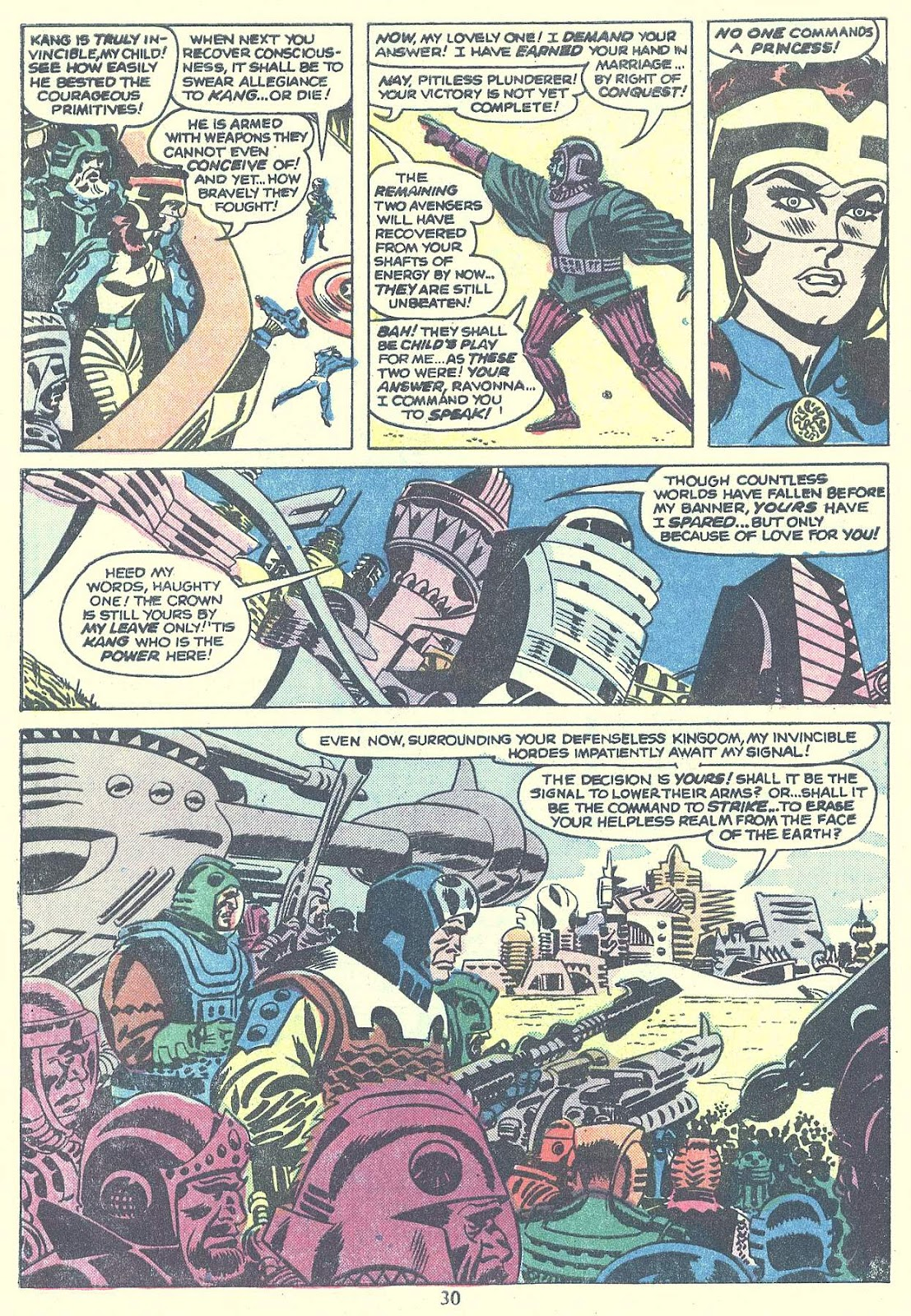 Marvel Triple Action (1972) issue 17 - Page 31