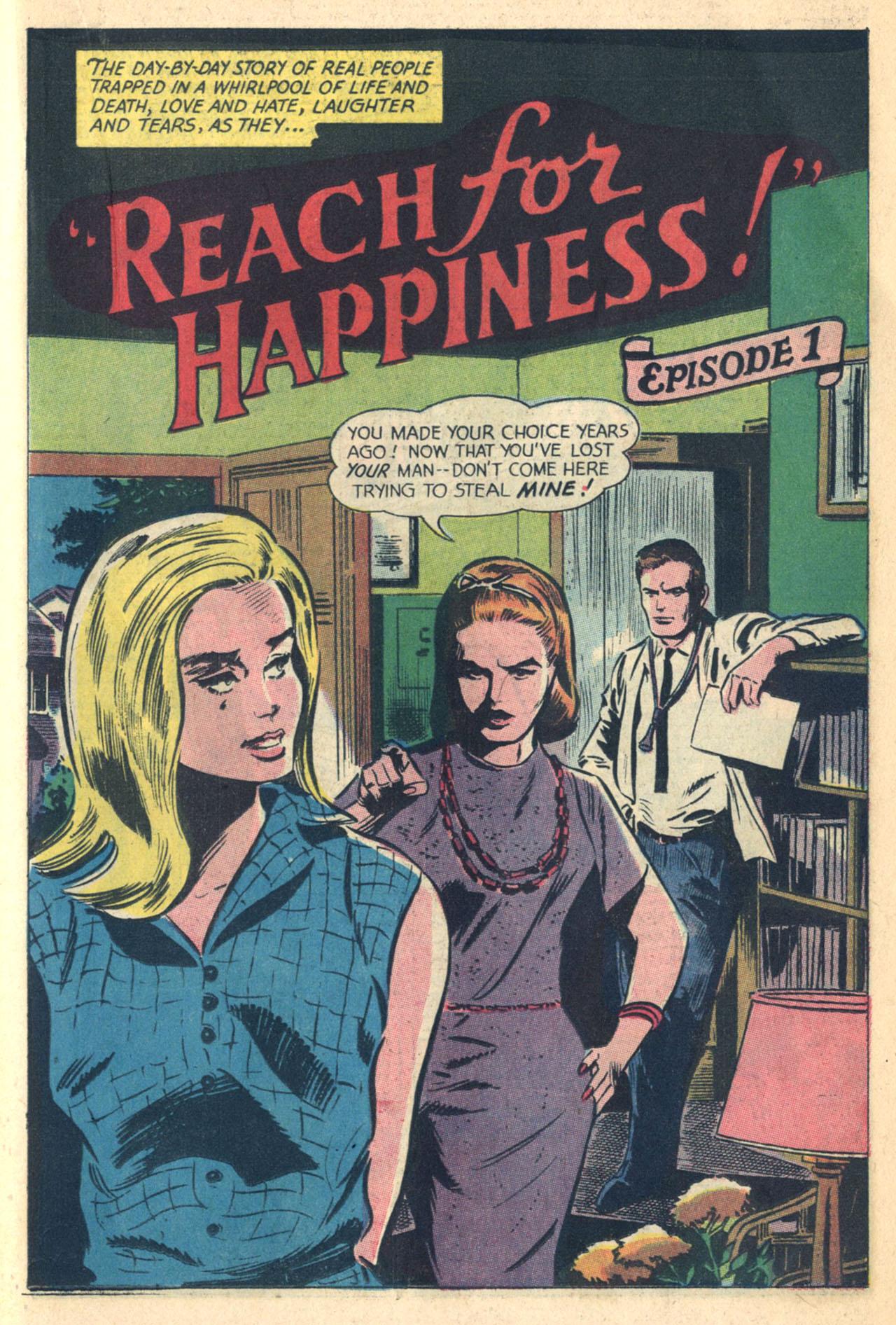 Read online Secret Hearts comic -  Issue #110 - 19