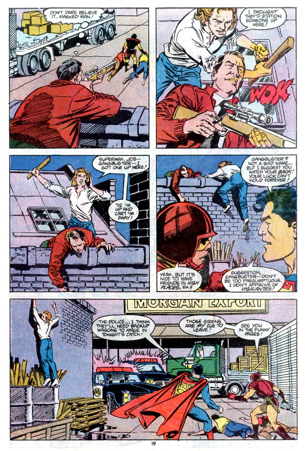 Read online Adventures of Superman (1987) comic -  Issue #434 - 20