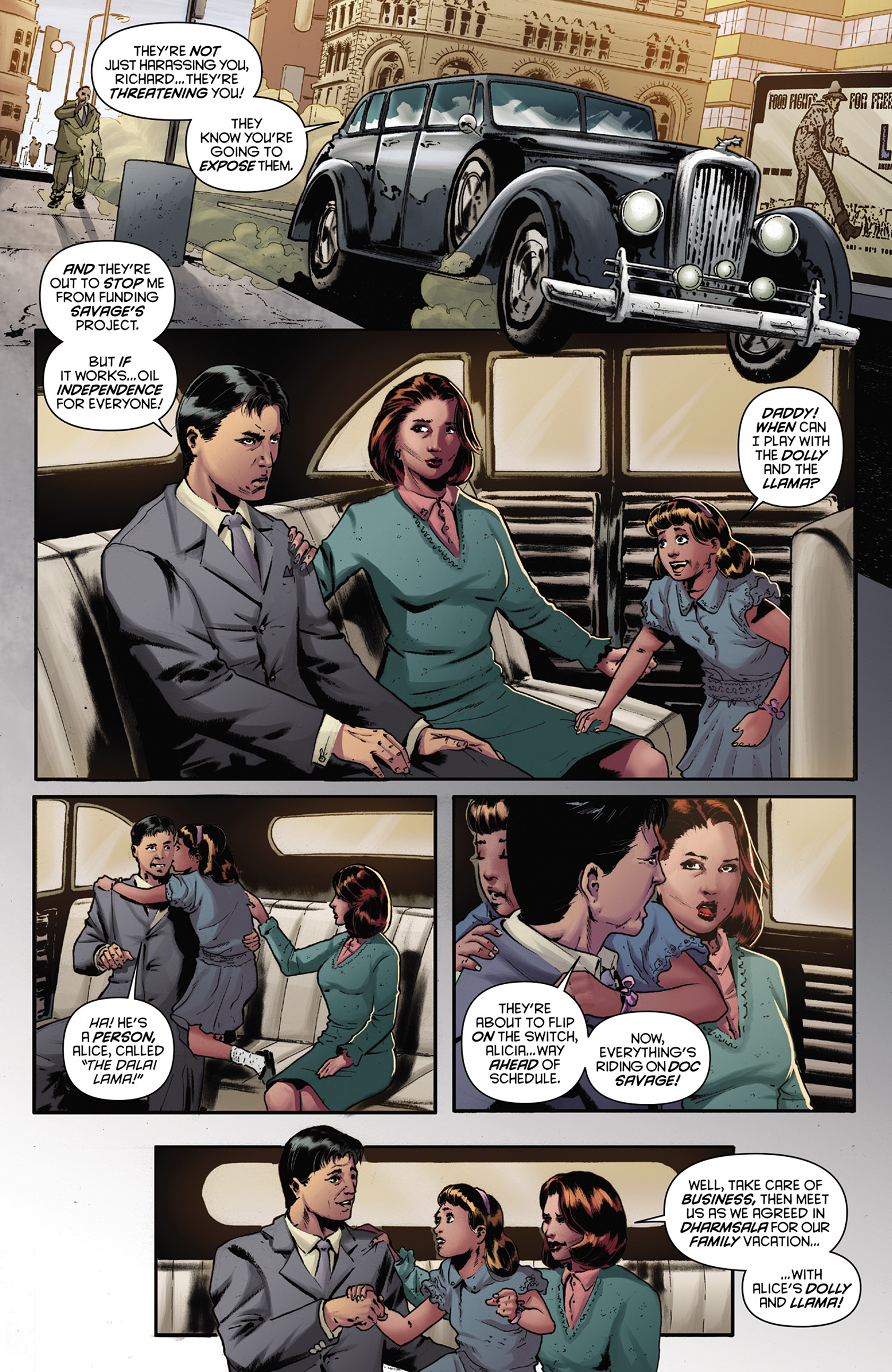 Read online Justice, Inc. comic -  Issue #1 - 14