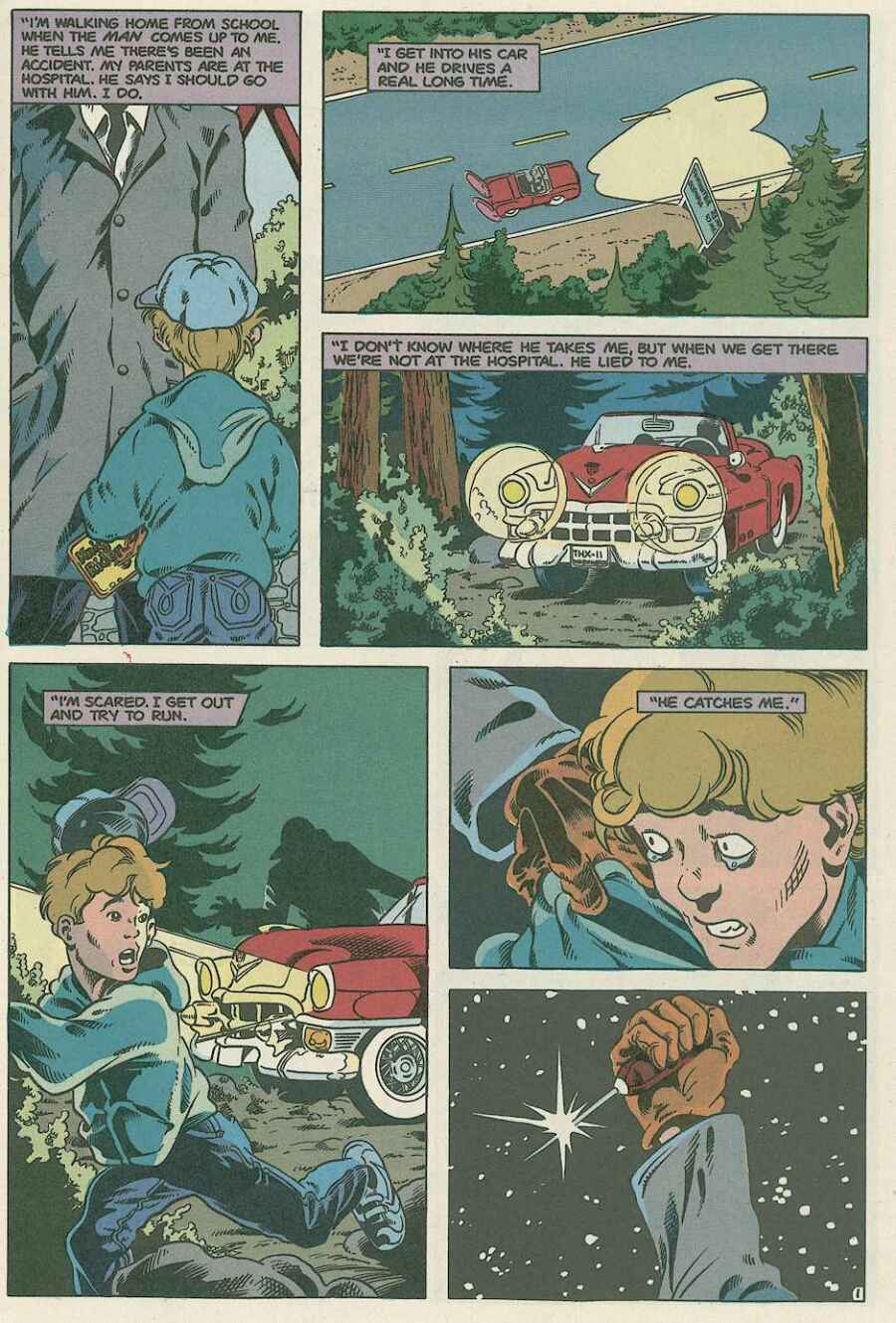 Elementals (1984) issue Special 1 - Page 4