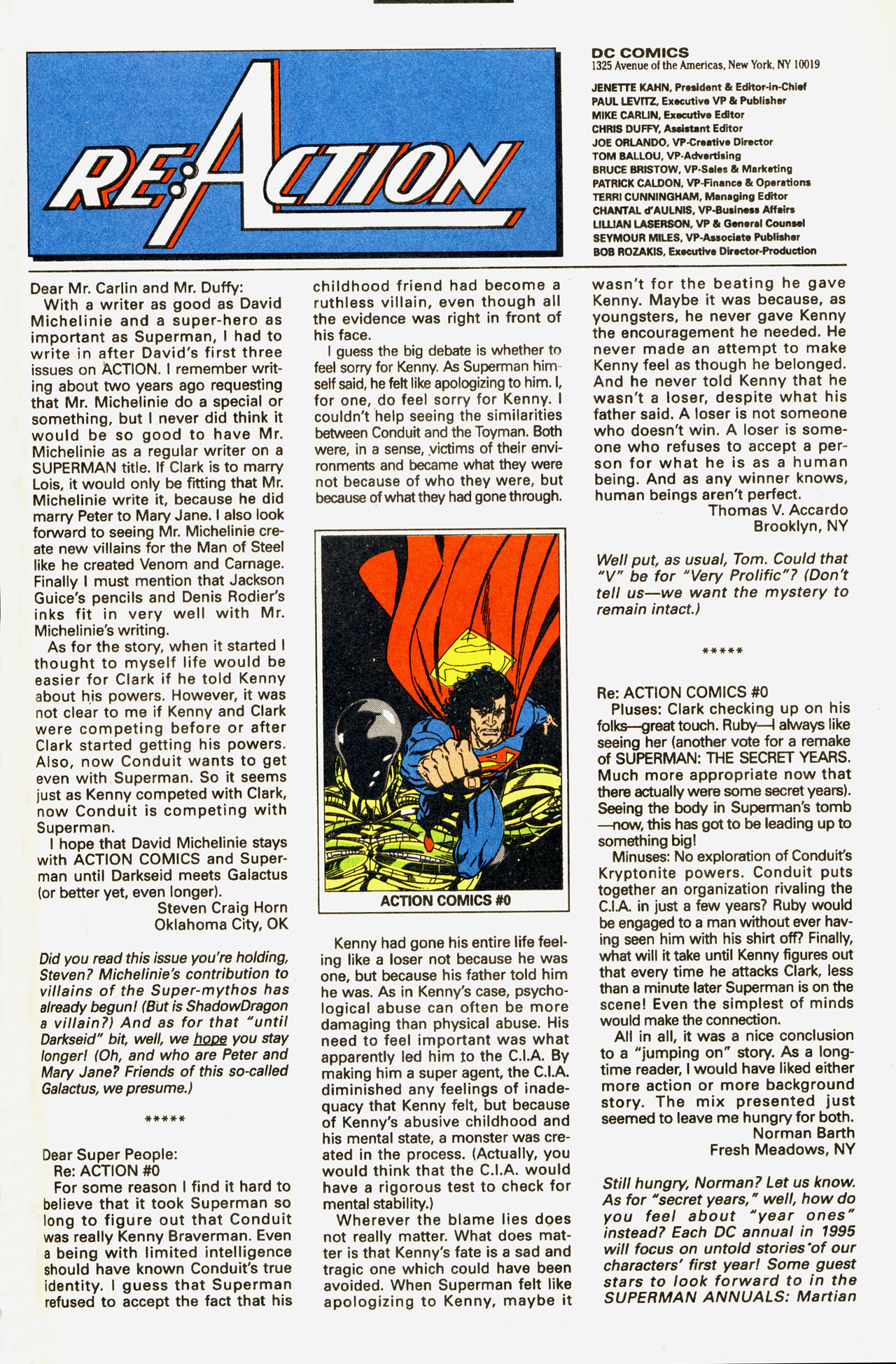 Action Comics (1938) 707 Page 31