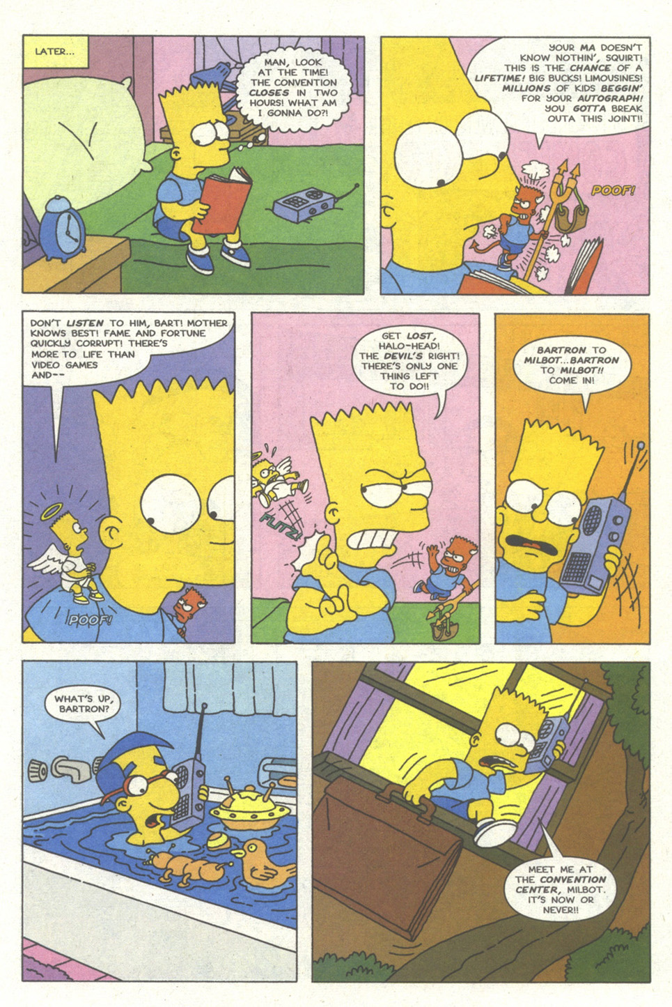 Read online Simpsons Comics comic -  Issue #13 - 8
