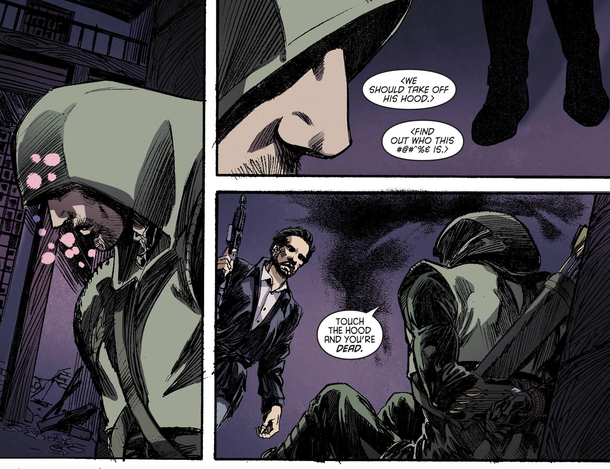 Read online Arrow [II] comic -  Issue #16 - 15