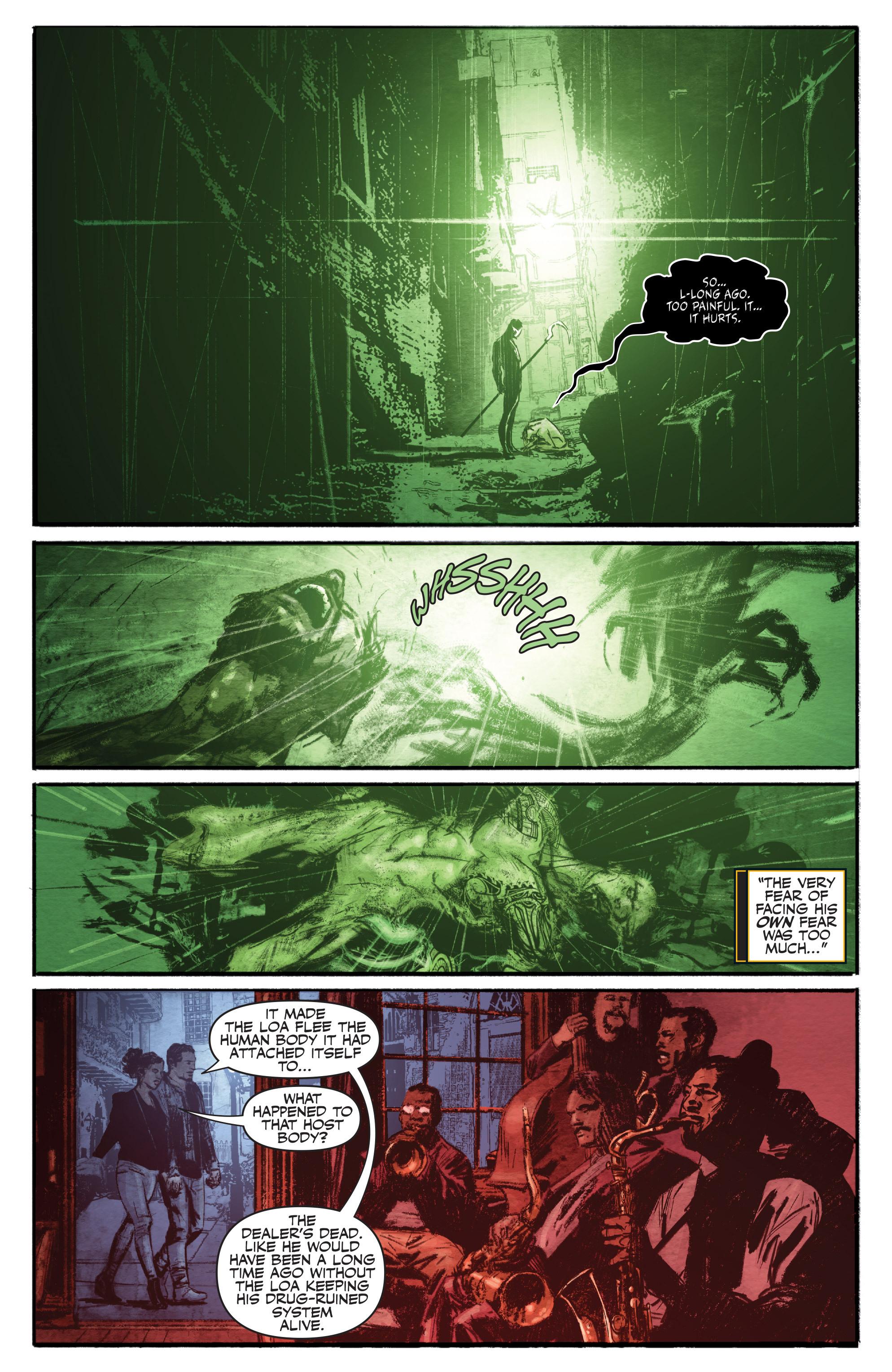 Read online Shadowman (2012) comic -  Issue #16 - 20
