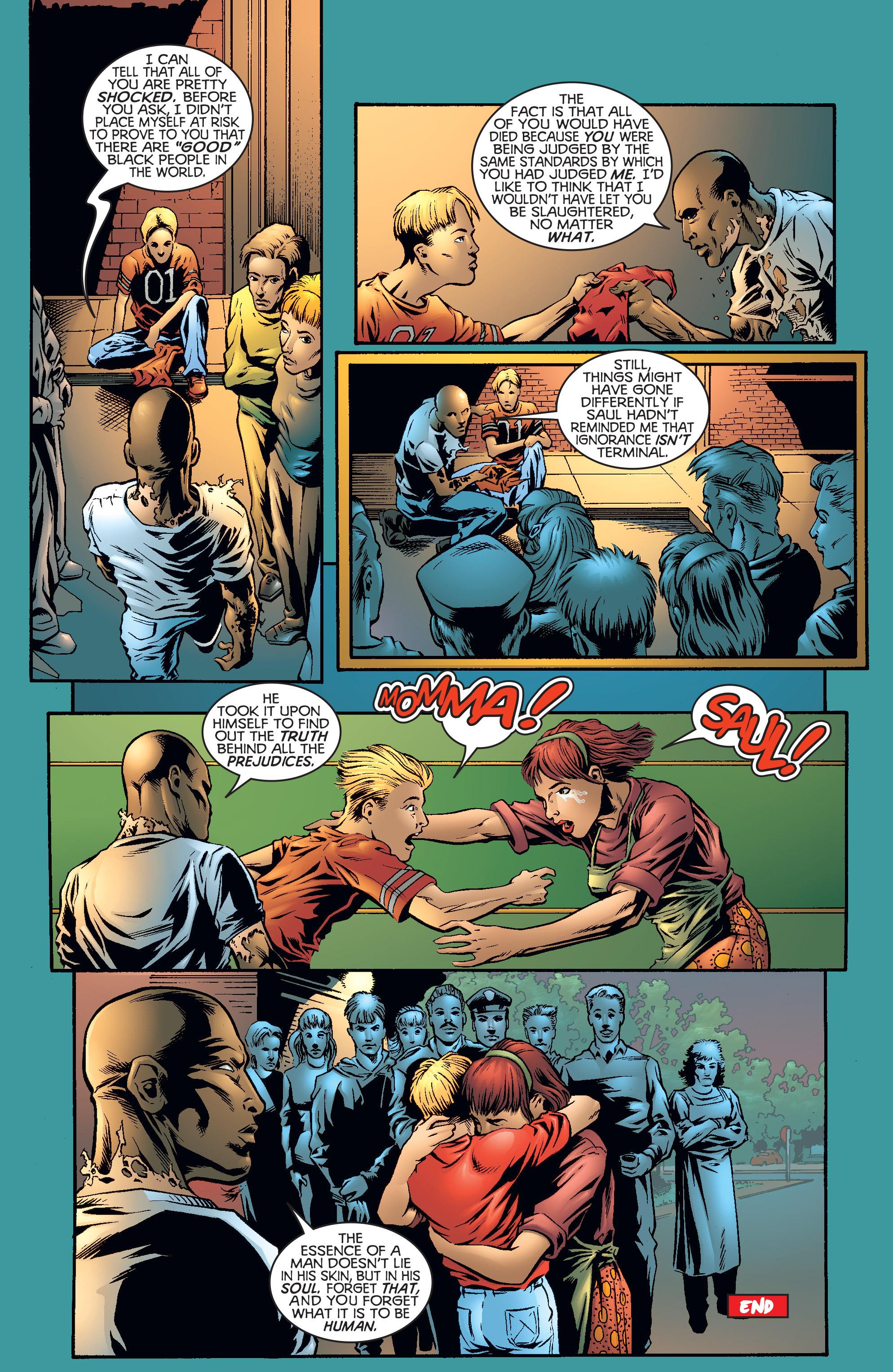 Read online Shadowman (1997) comic -  Issue #19 - 22