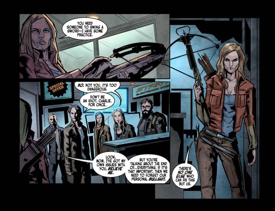 Read online Revolution (2015) comic -  Issue #2 - 7