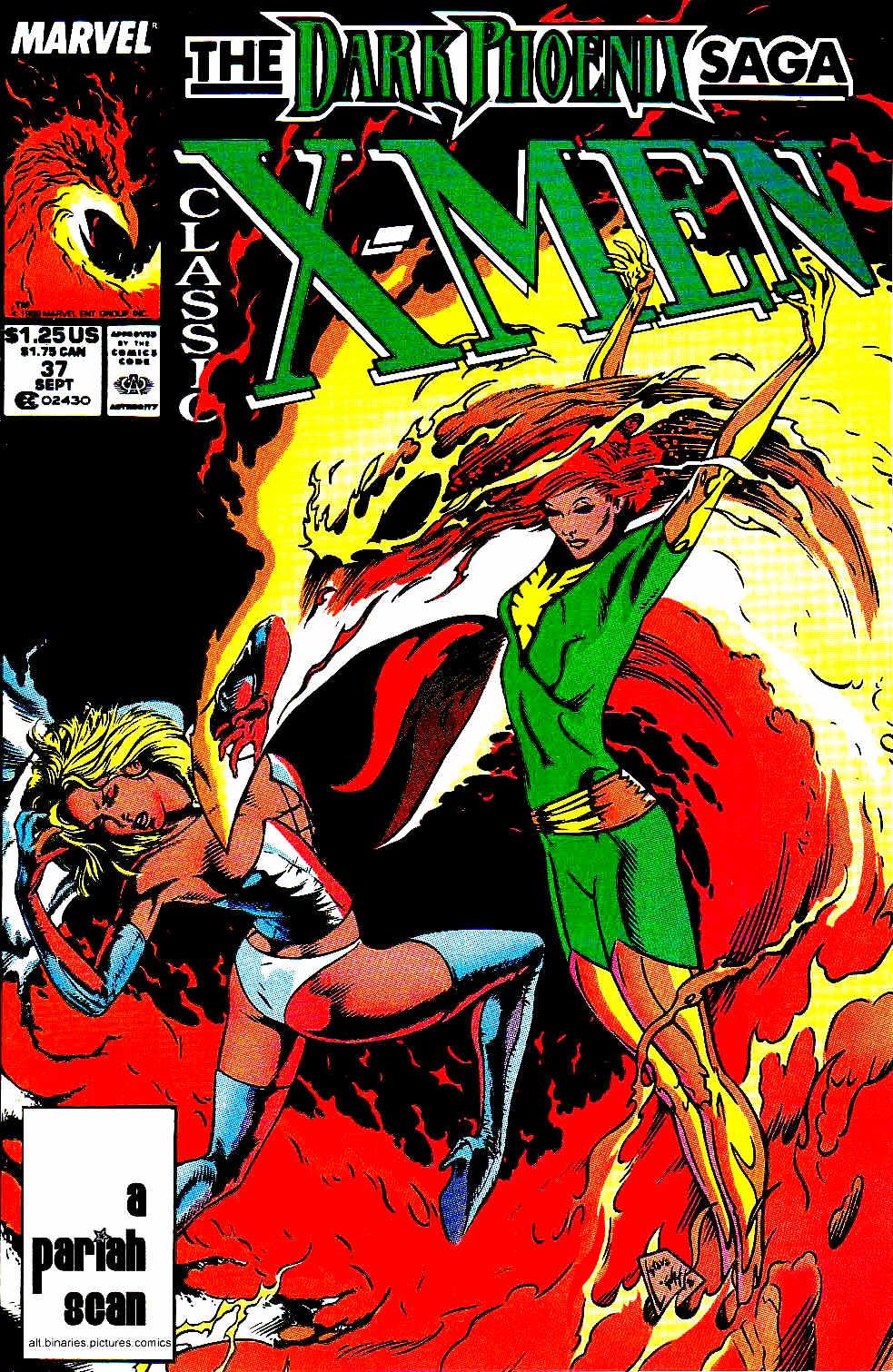 Classic X-Men 37 Page 1
