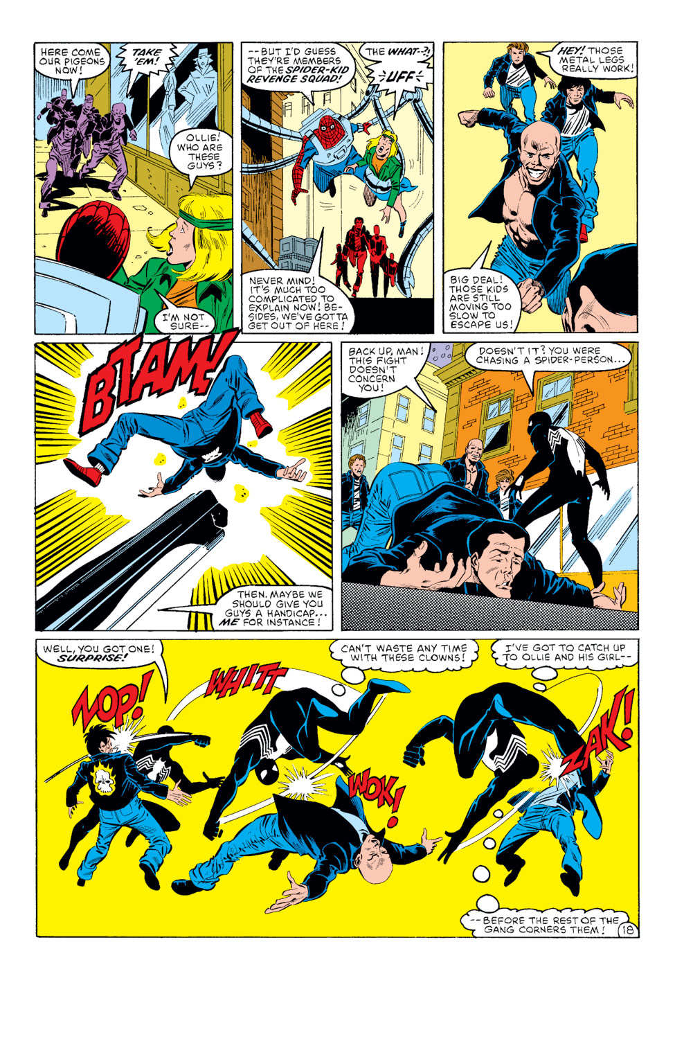 The Amazing Spider-Man (1963) 263 Page 18