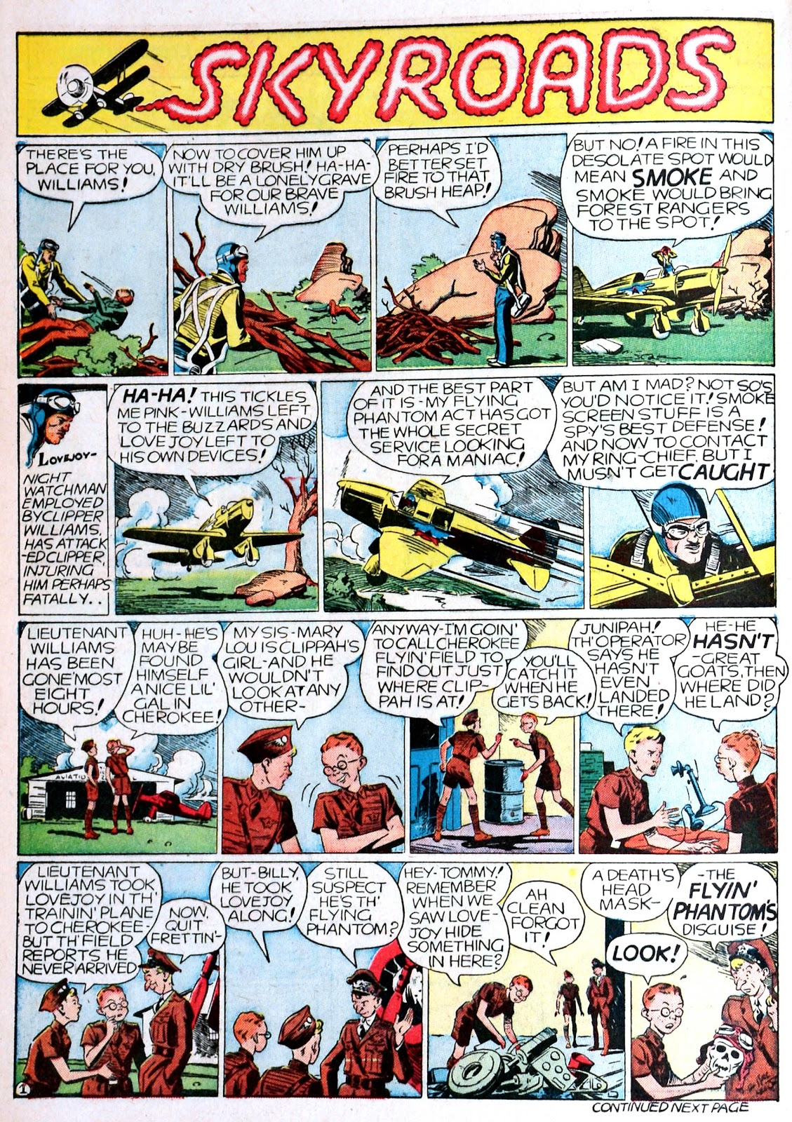 Read online Famous Funnies comic -  Issue #76 - 12