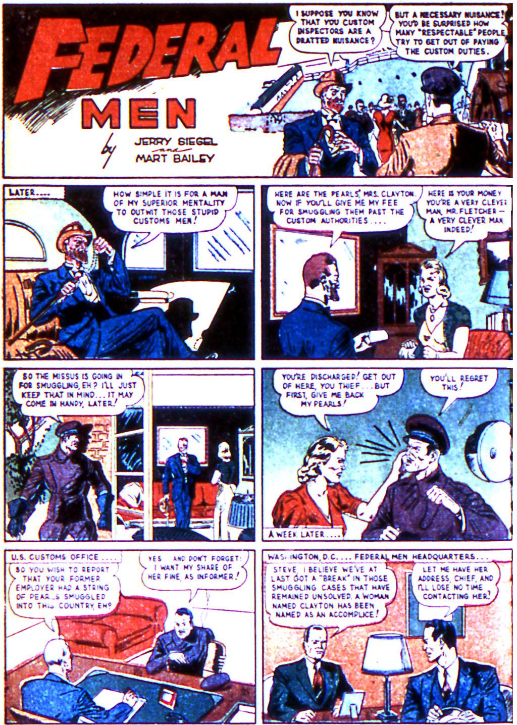 Read online Adventure Comics (1938) comic -  Issue #44 - 22