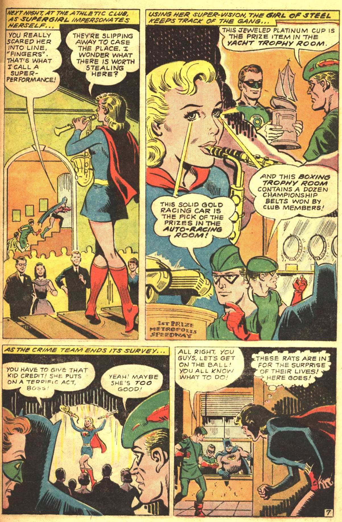 Read online Action Comics (1938) comic -  Issue #350 - 25
