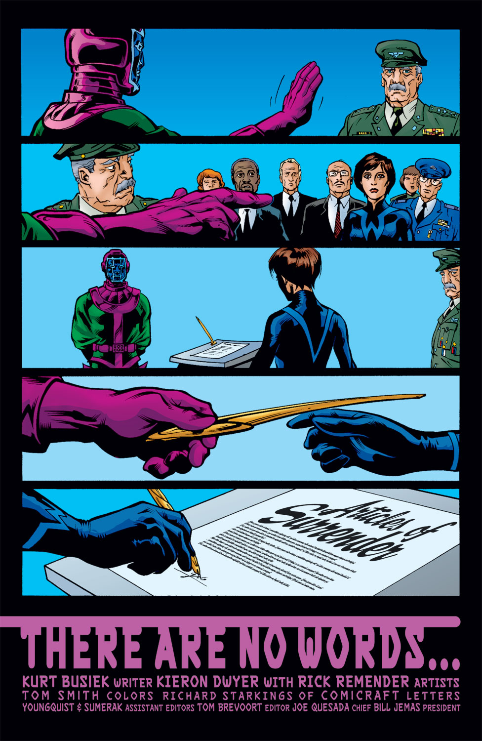 Read online Avengers (1998) comic -  Issue #49 - 23