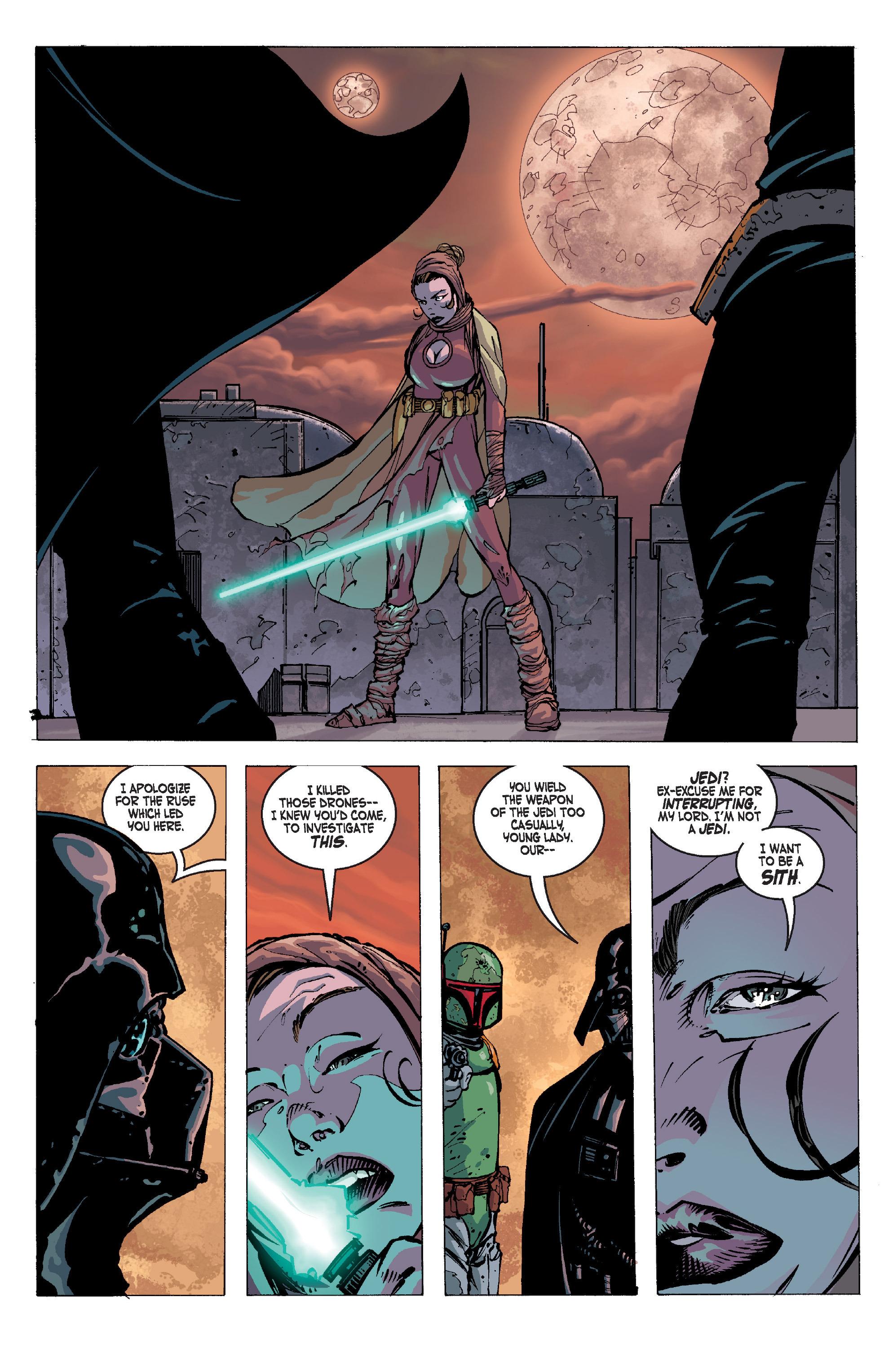 Read online Star Wars Omnibus comic -  Issue # Vol. 17 - 84