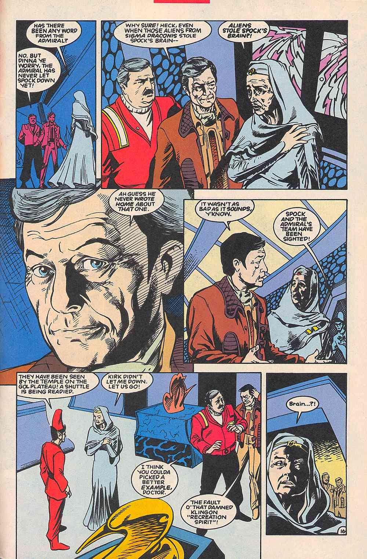 Read online Star Trek (1989) comic -  Issue # _Special 1 - 63