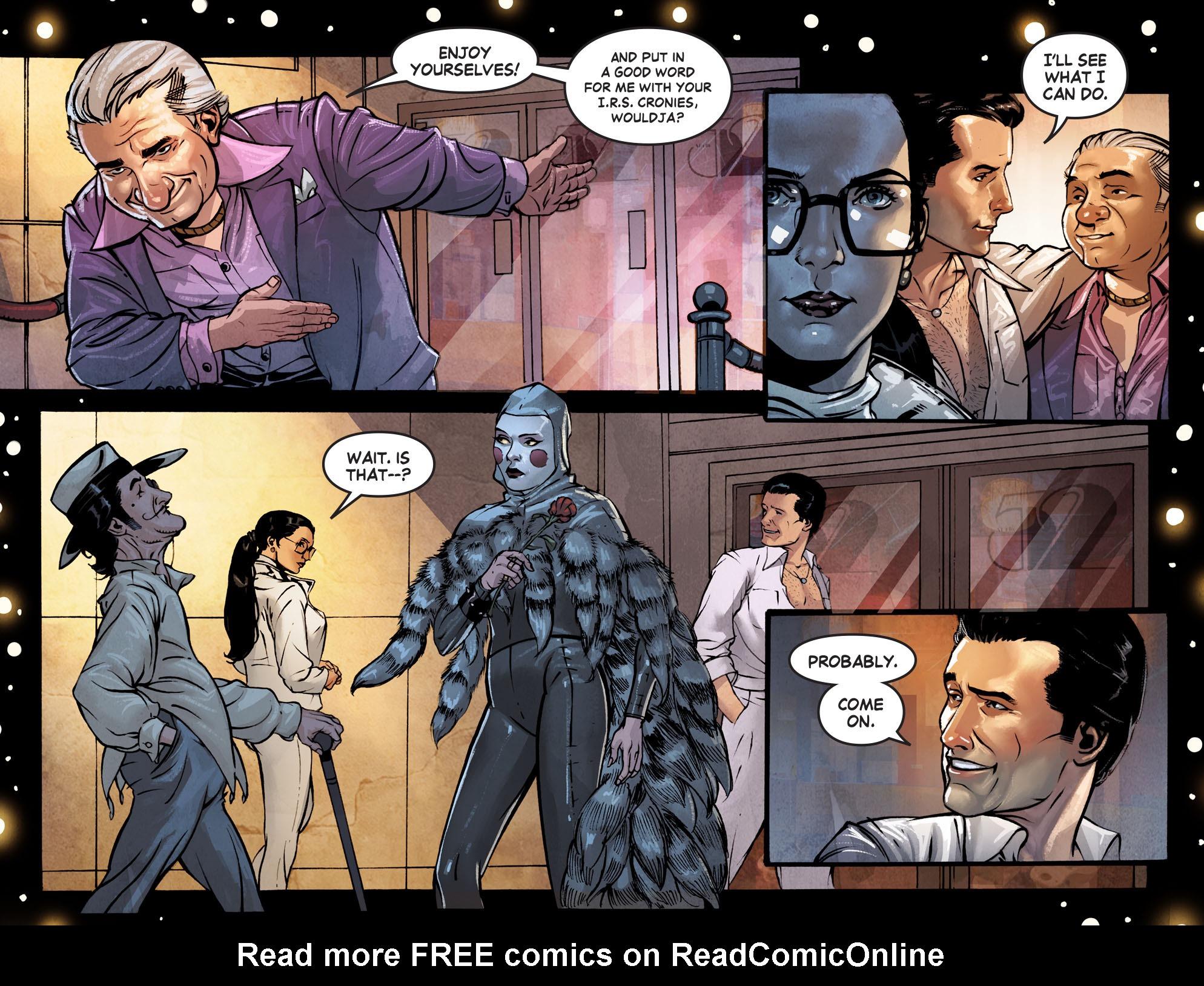 Read online Wonder Woman '77 [I] comic -  Issue #1 - 15