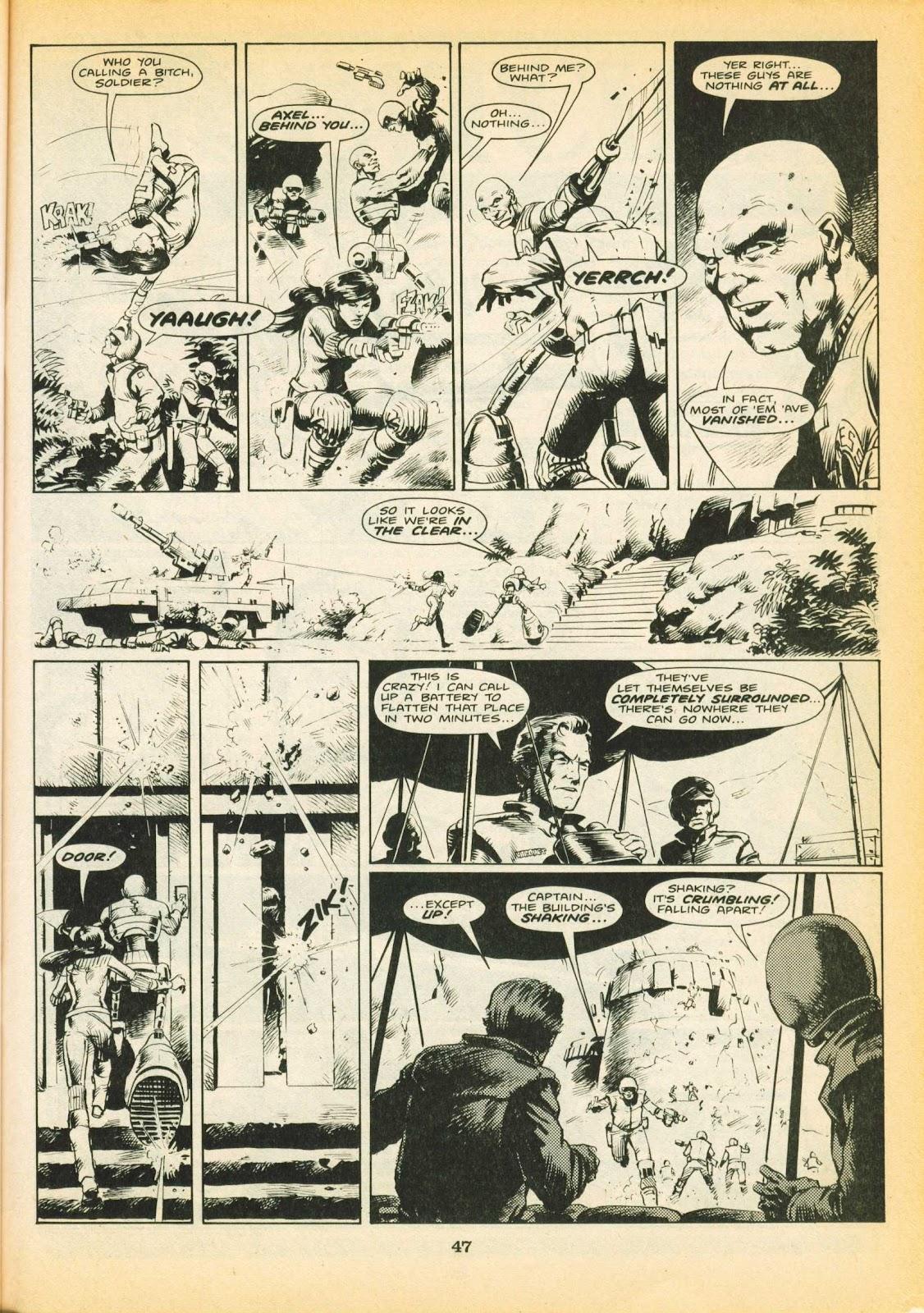 Warrior Issue #2 #3 - English 46