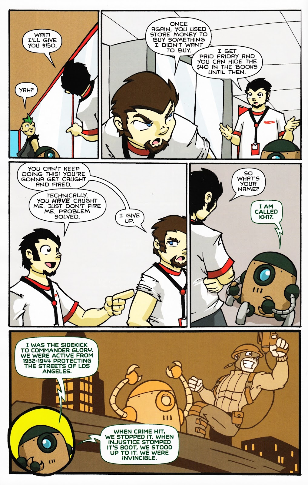 Read online Critter (2012) comic -  Issue #14 - 27