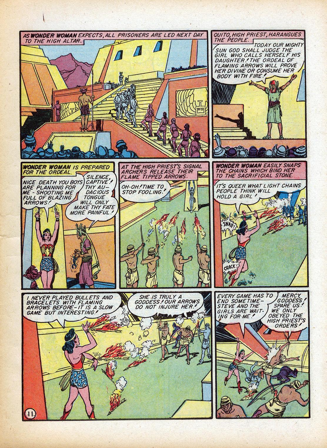 Read online Sensation (Mystery) Comics comic -  Issue #18 - 13