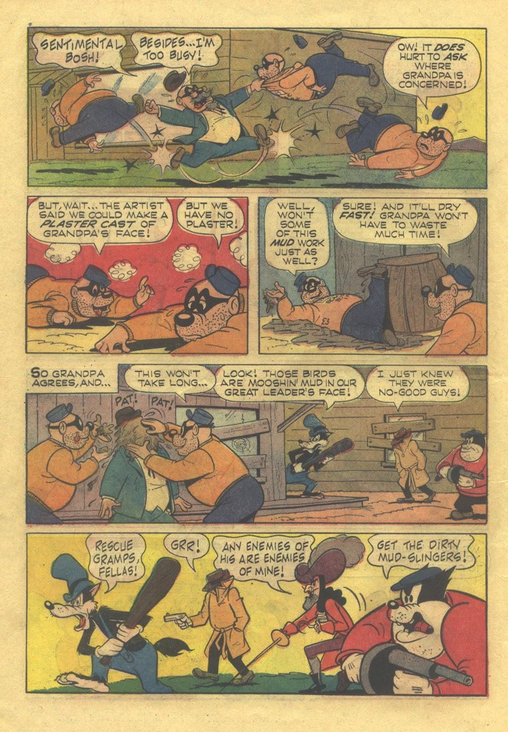 Walt Disney THE BEAGLE BOYS issue 3 - Page 22