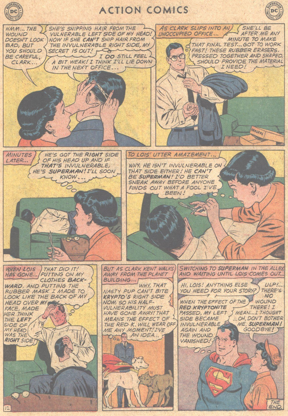 Read online Action Comics (1938) comic -  Issue #290 - 14