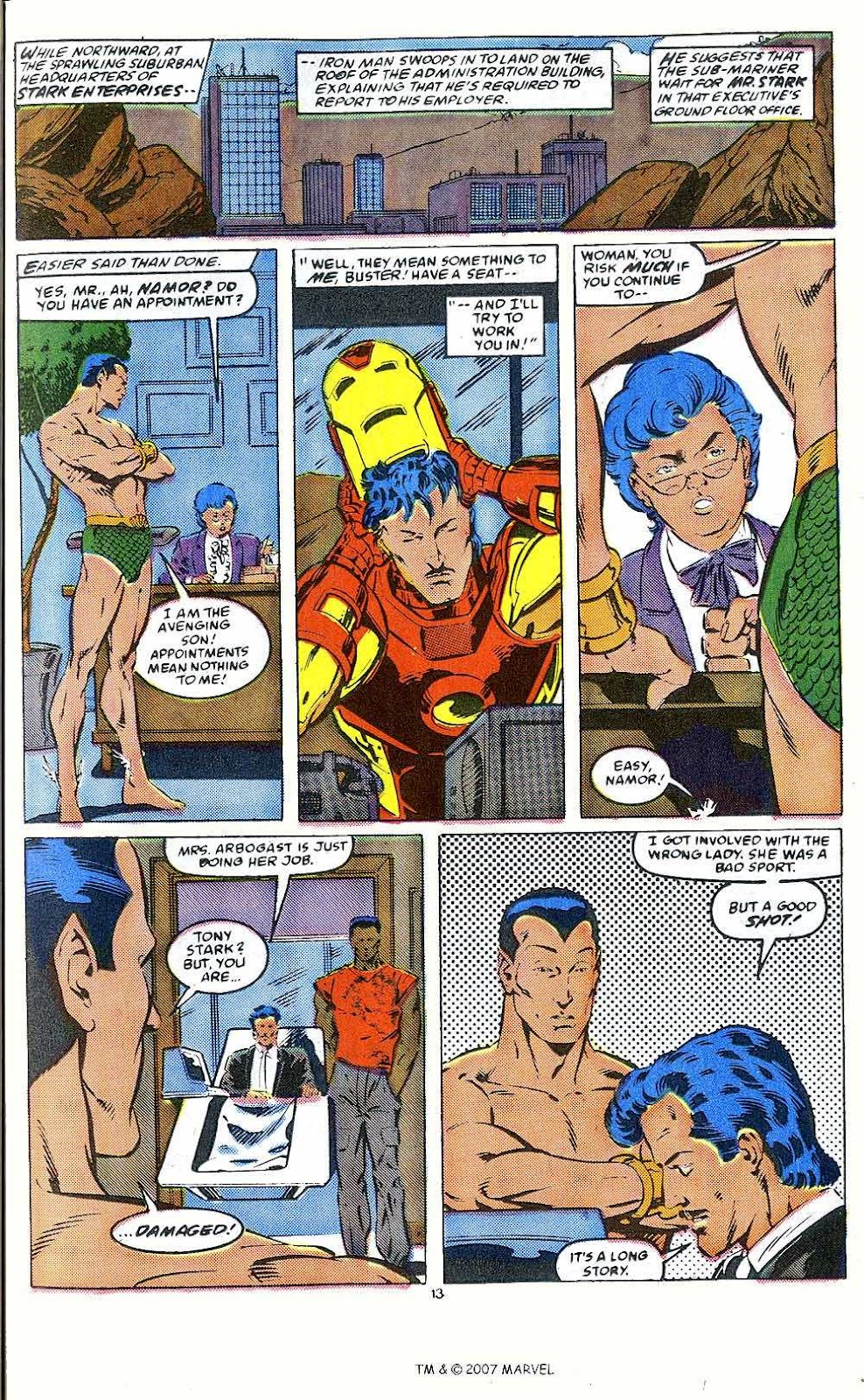 Iron Man Annual issue 10 - Page 15