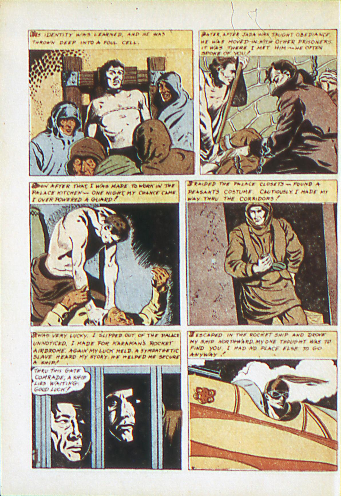 Read online Adventure Comics (1938) comic -  Issue #62 - 17