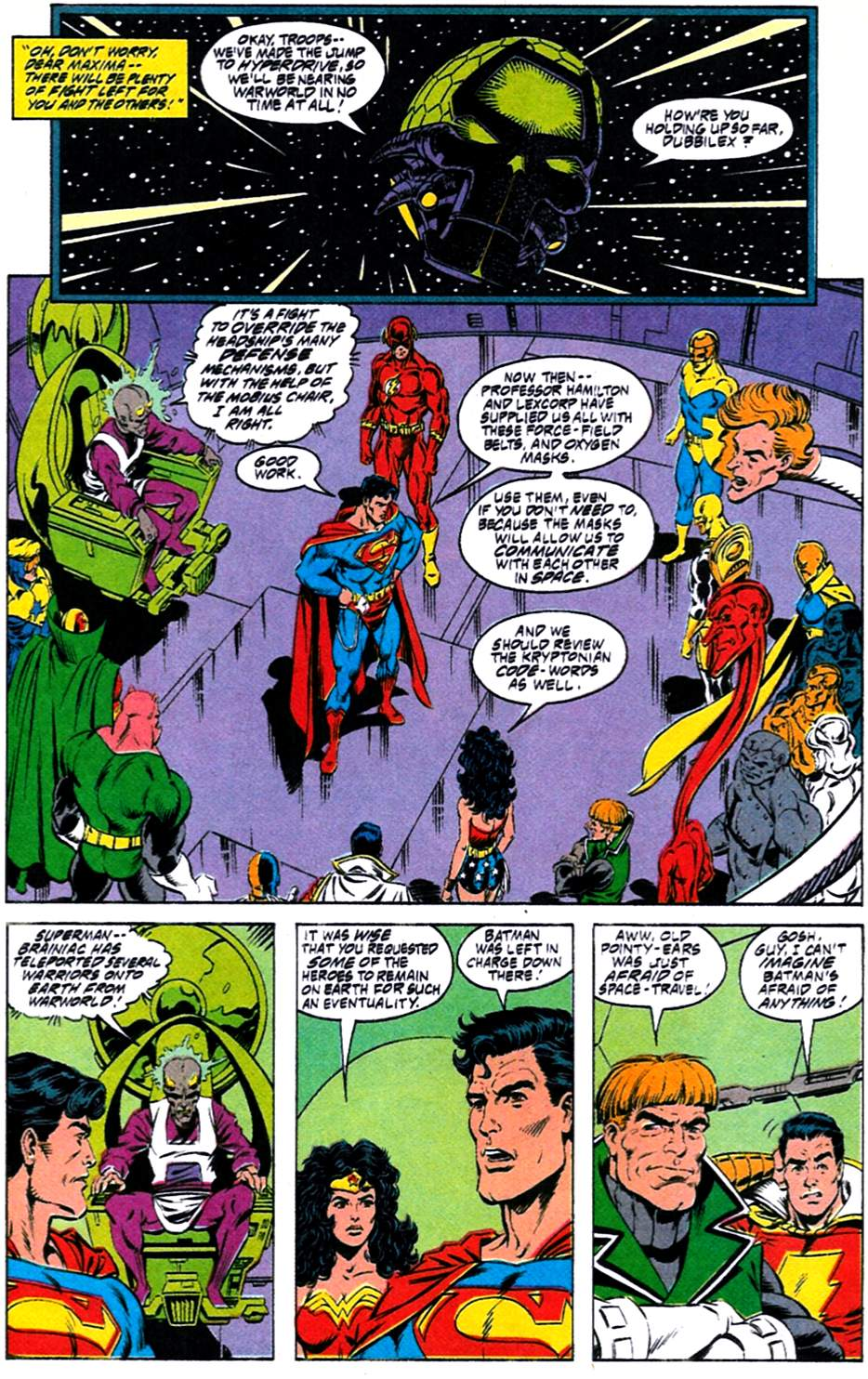 Read online Adventures of Superman (1987) comic -  Issue #488 - 12