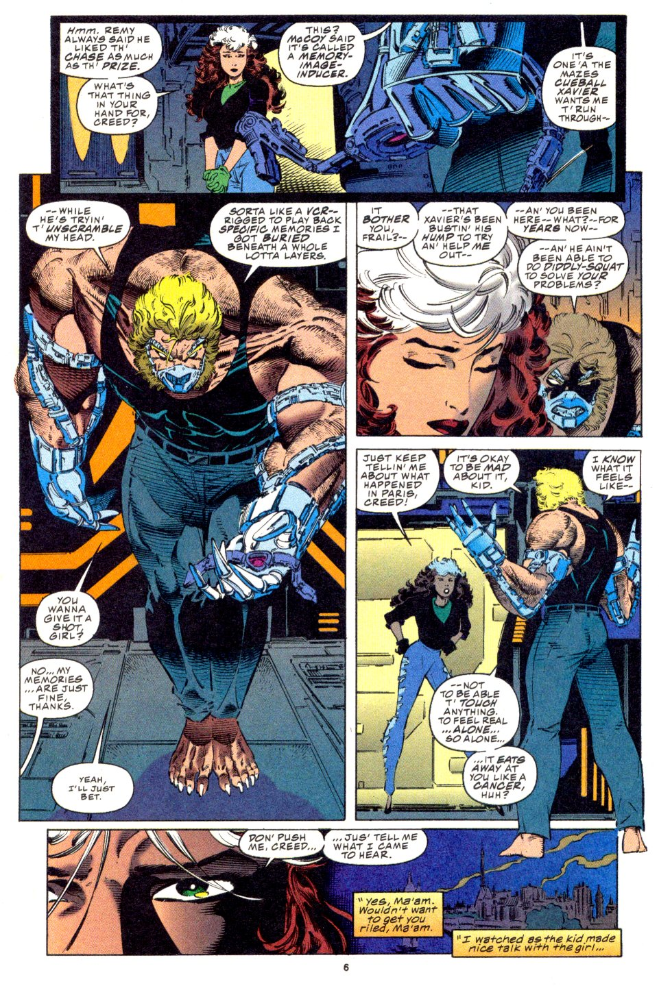 X-Men (1991) 33 Page 6