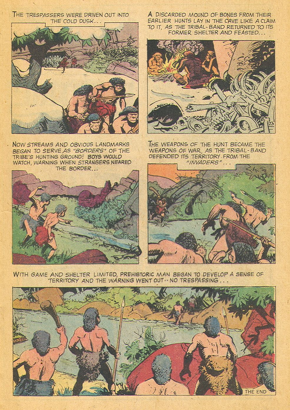 Read online Turok, Son of Stone comic -  Issue #77 - 17