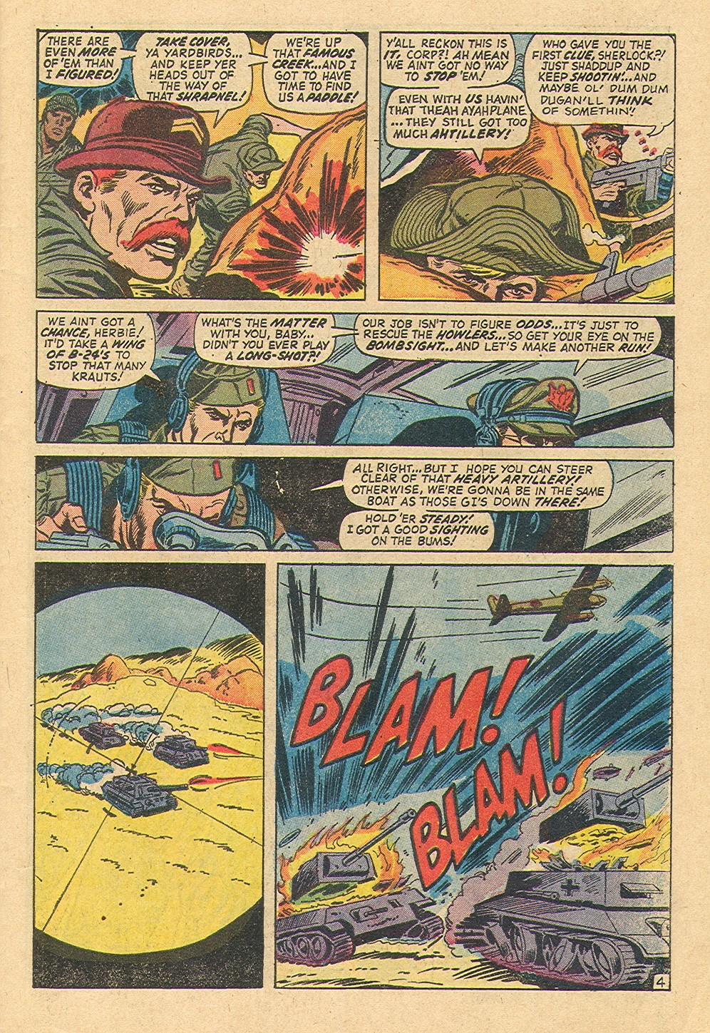 Read online Sgt. Fury comic -  Issue #97 - 7