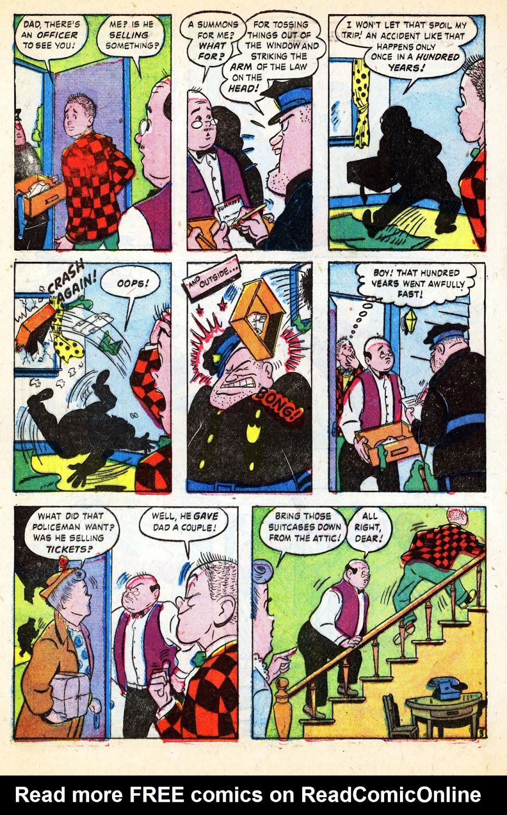 Georgie Comics (1945) issue 17 - Page 32