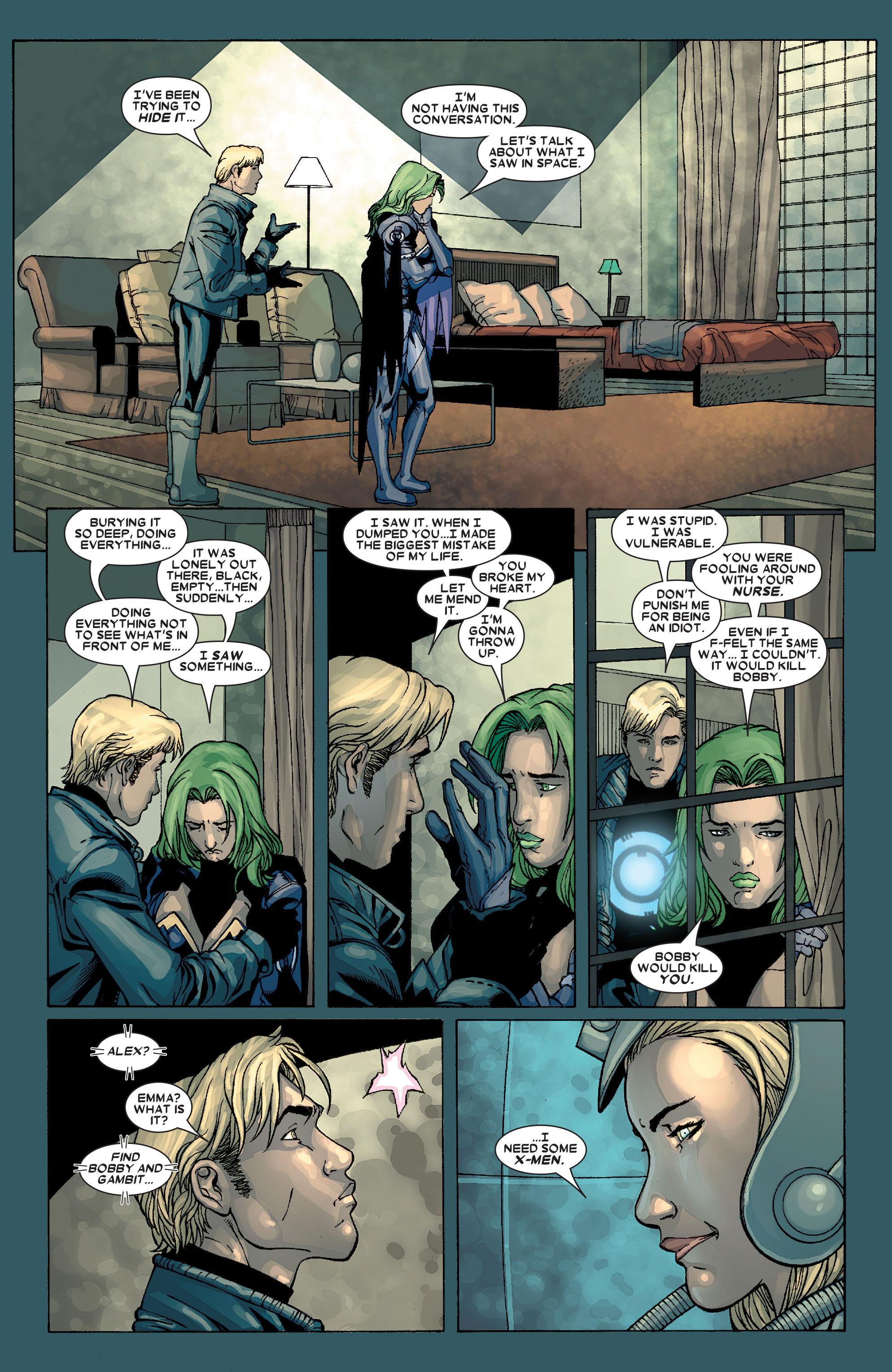 X-Men (1991) 173 Page 9