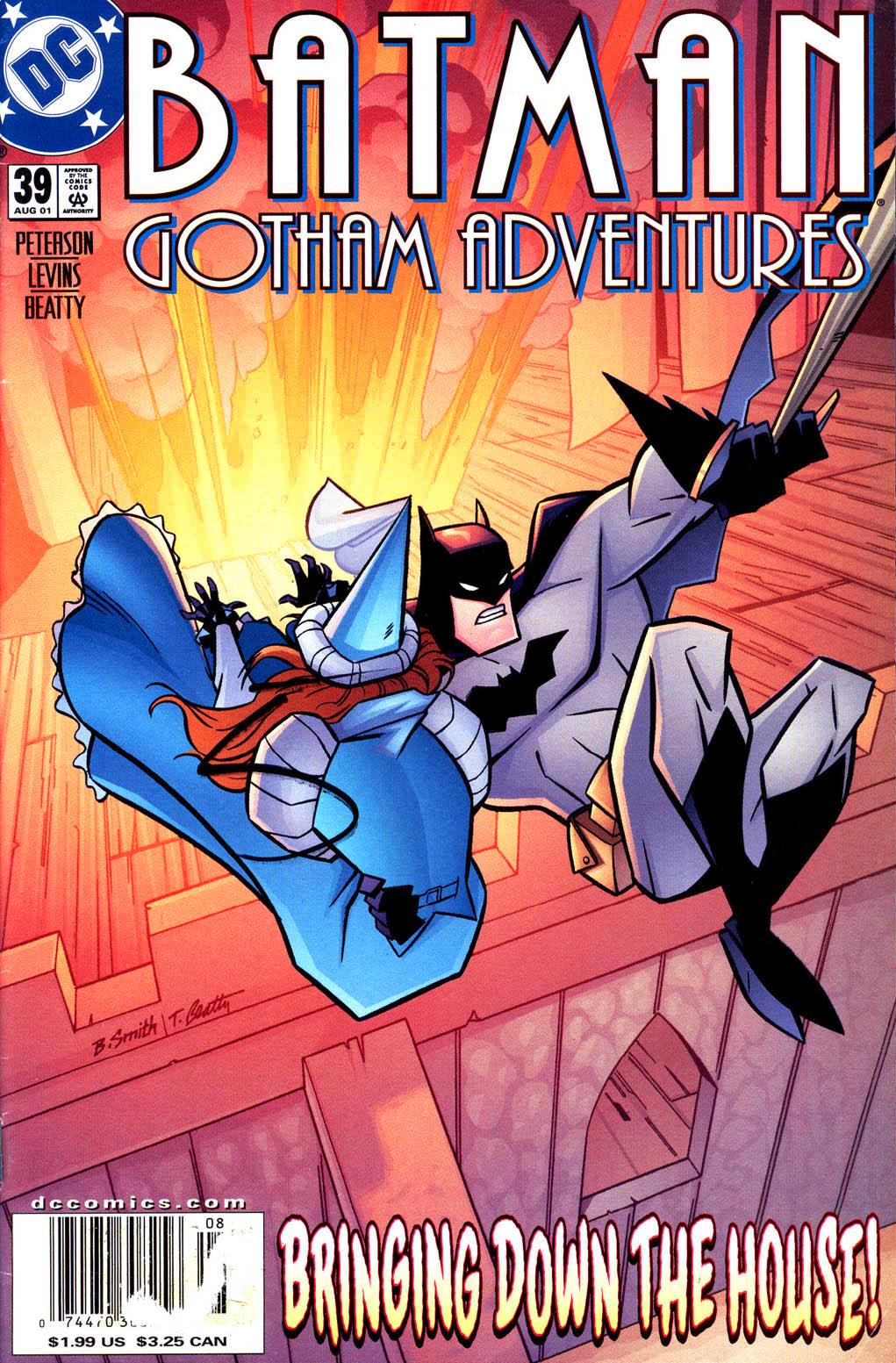 Batman: Gotham Adventures issue 39 - Page 1