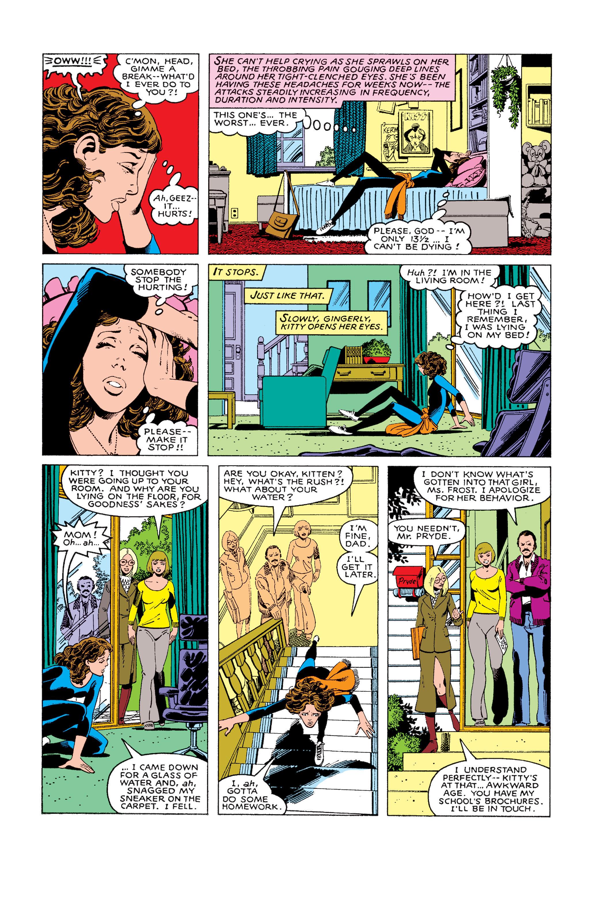 Read online Uncanny X-Men (1963) comic -  Issue #129 - 12