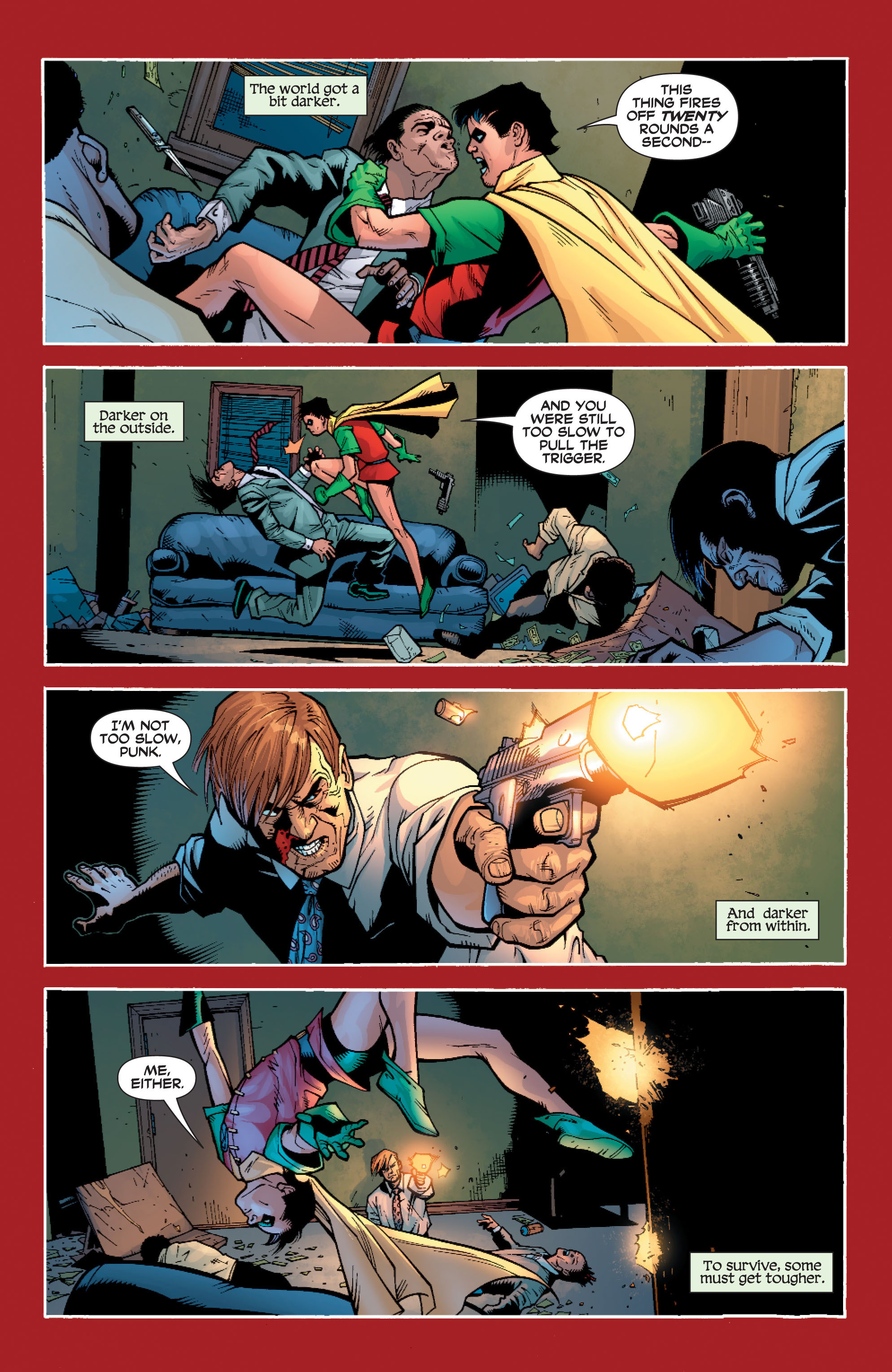 Read online Batman: Under The Red Hood comic -  Issue # Full - 192