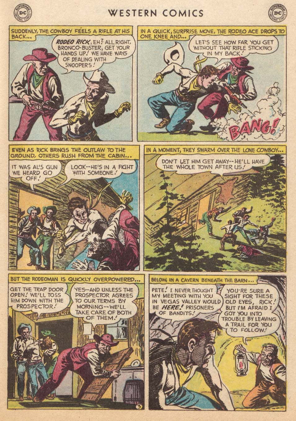 Western Comics issue 51 - Page 20