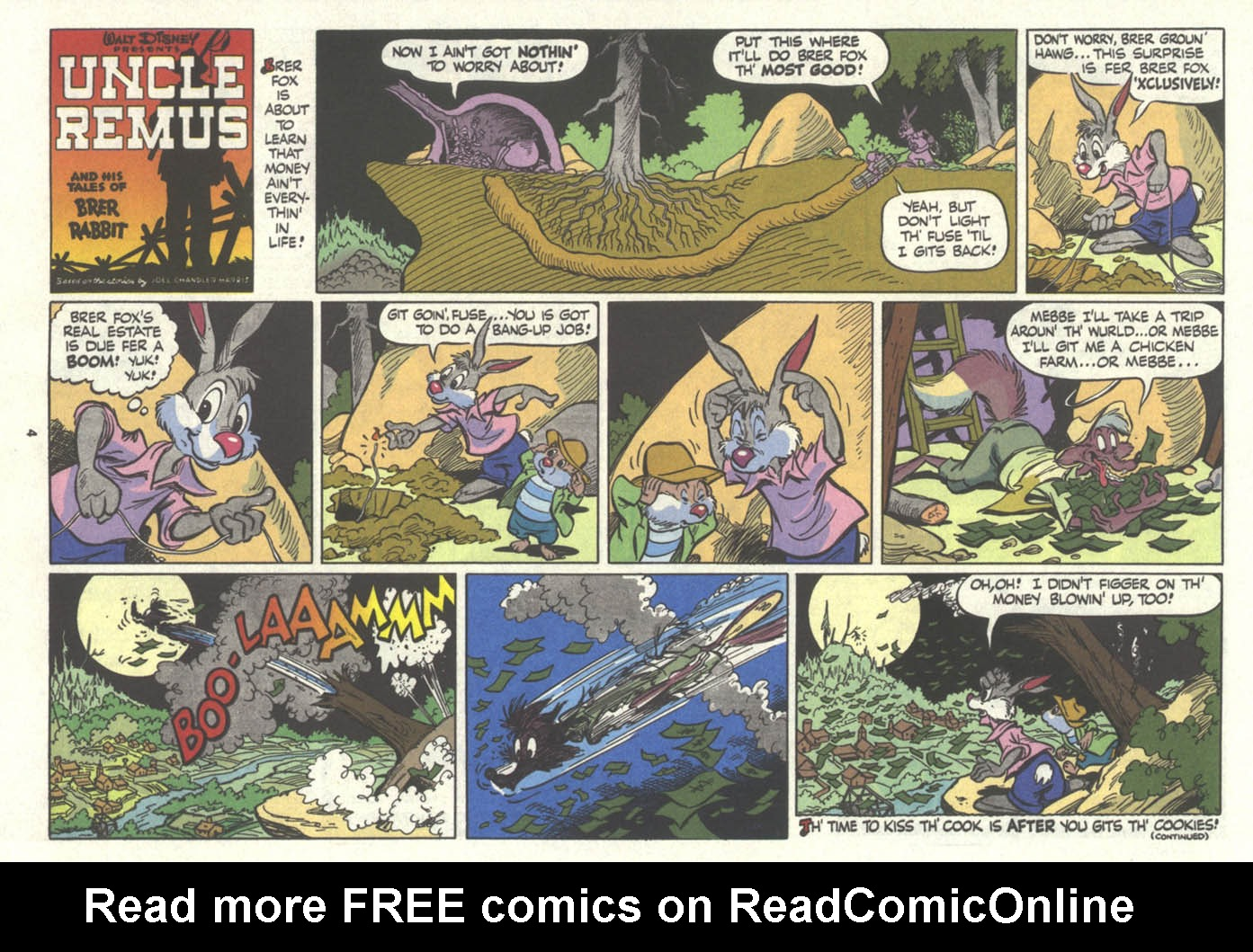Walt Disney's Comics and Stories issue 576 - Page 36