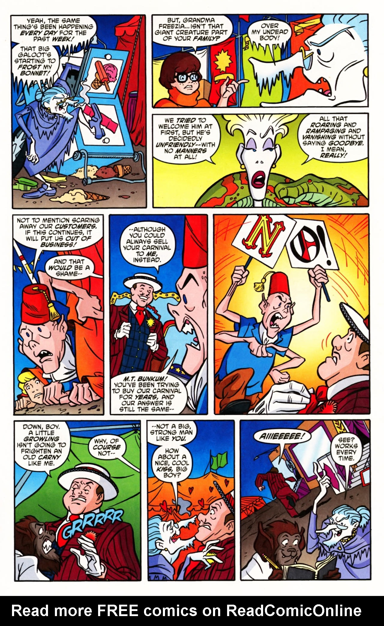 Read online Scooby-Doo (1997) comic -  Issue #147 - 17