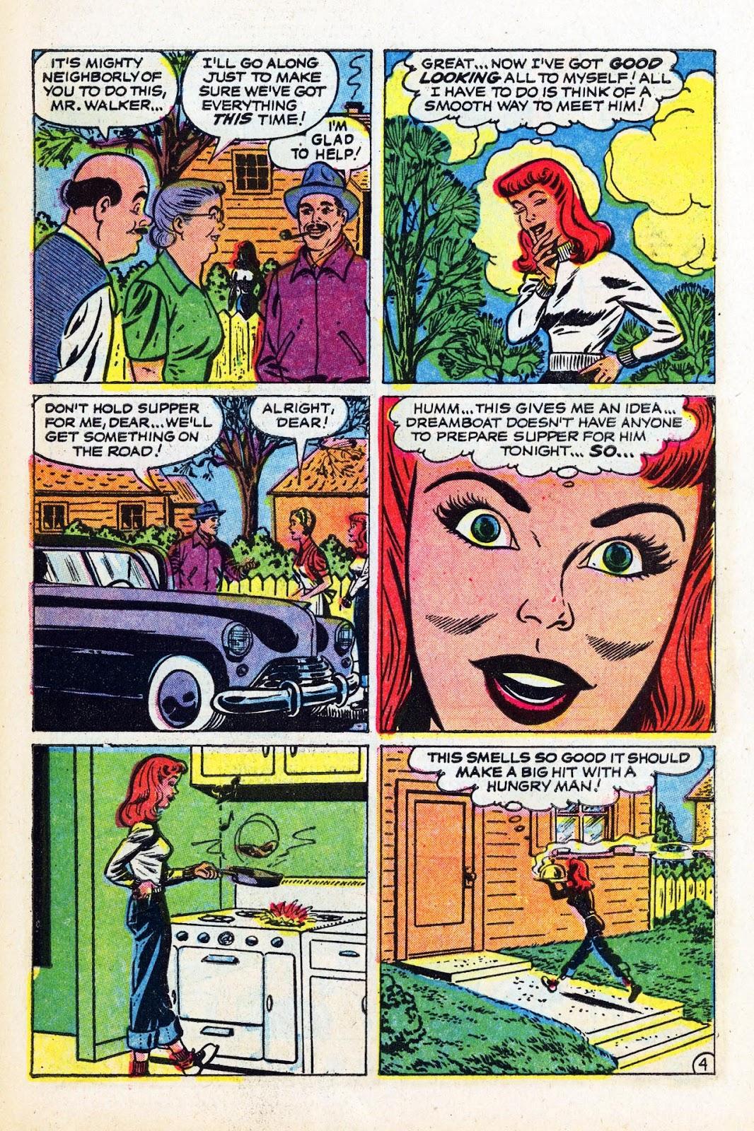 Read online Patsy Walker comic -  Issue #58 - 31
