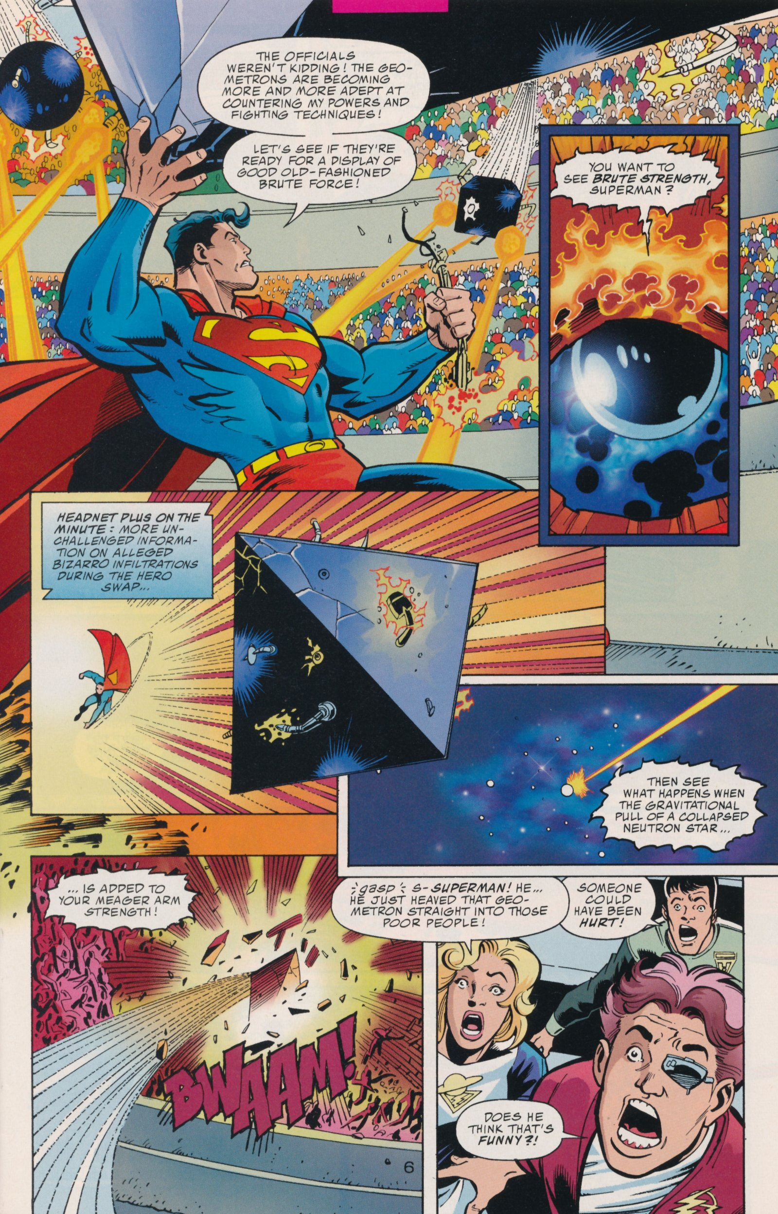 Read online Action Comics (1938) comic -  Issue #1,000,000 - 11