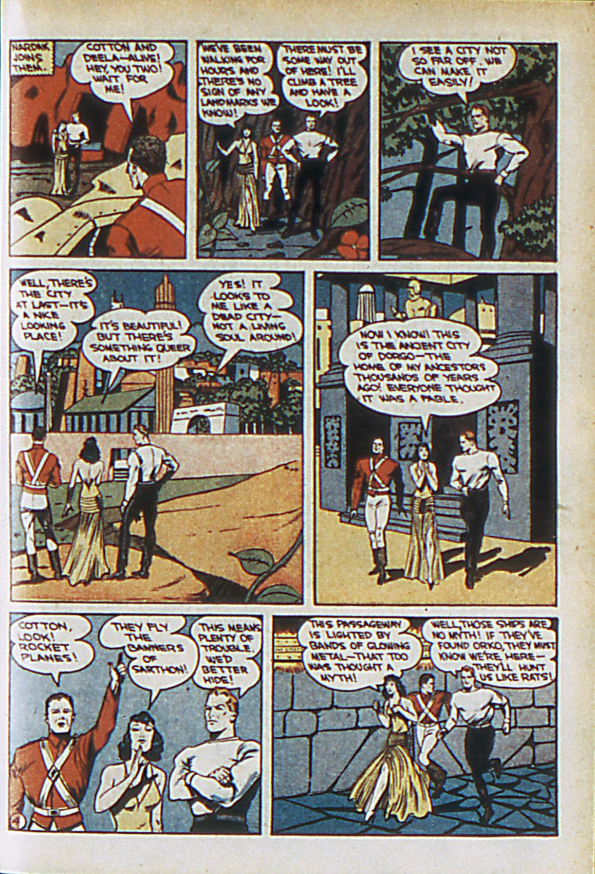 Read online Adventure Comics (1938) comic -  Issue #61 - 52