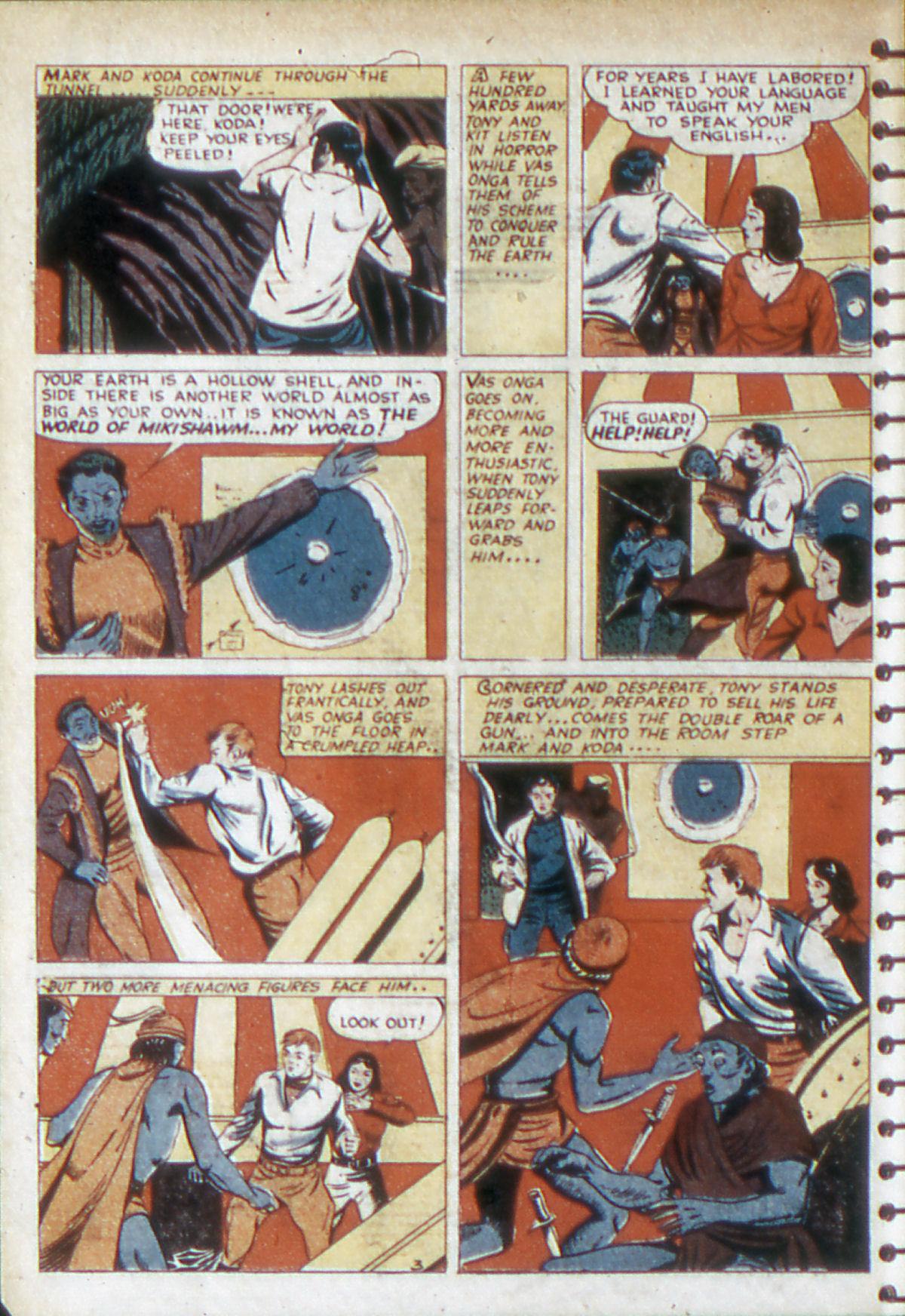 Read online Adventure Comics (1938) comic -  Issue #53 - 23