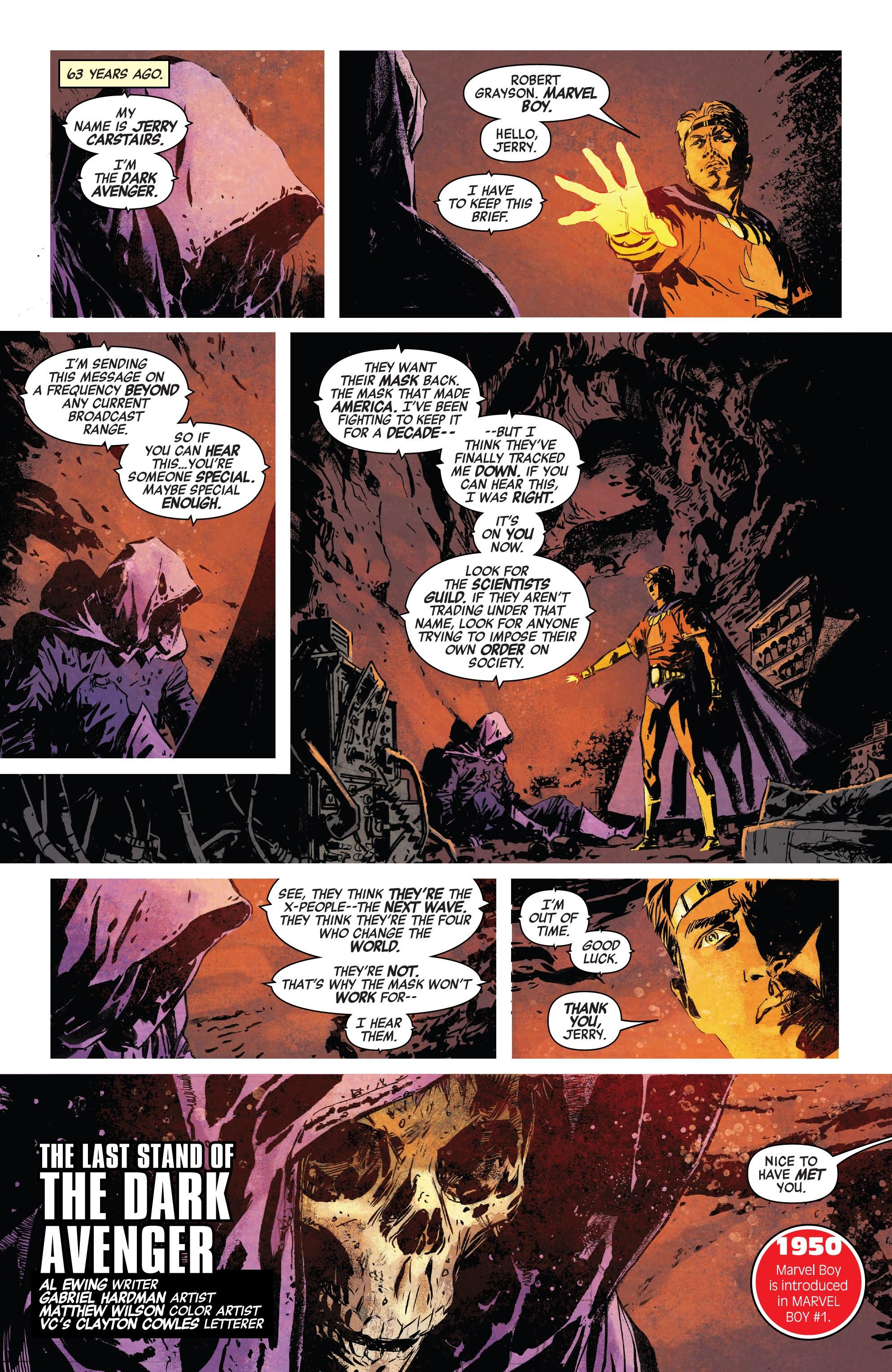 Read online Marvel Comics (2019) comic -  Issue #1000 - 14